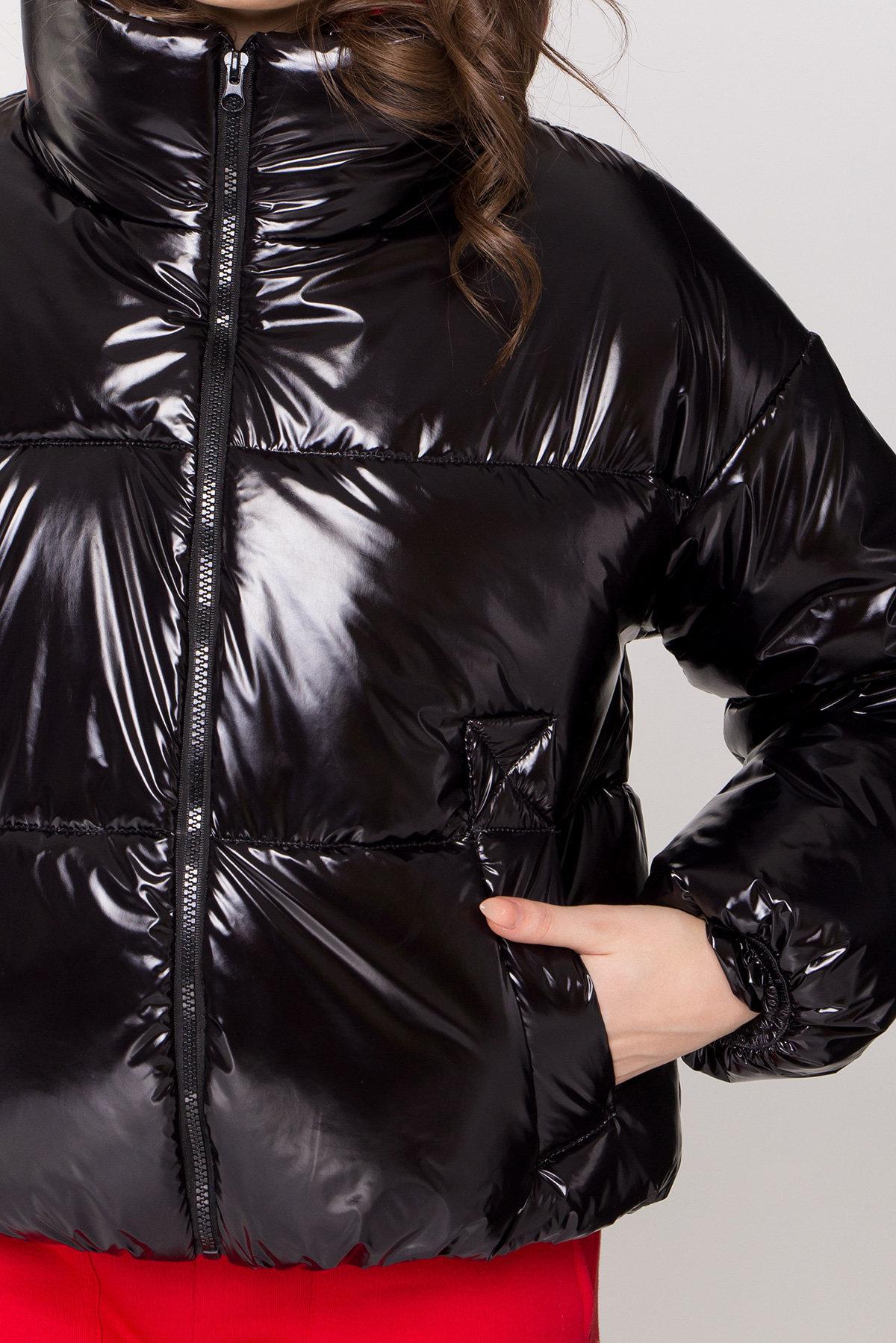 Куртка Драйв 8989 АРТ. 45299 Цвет: Черный - фото 14, интернет магазин tm-modus.ru