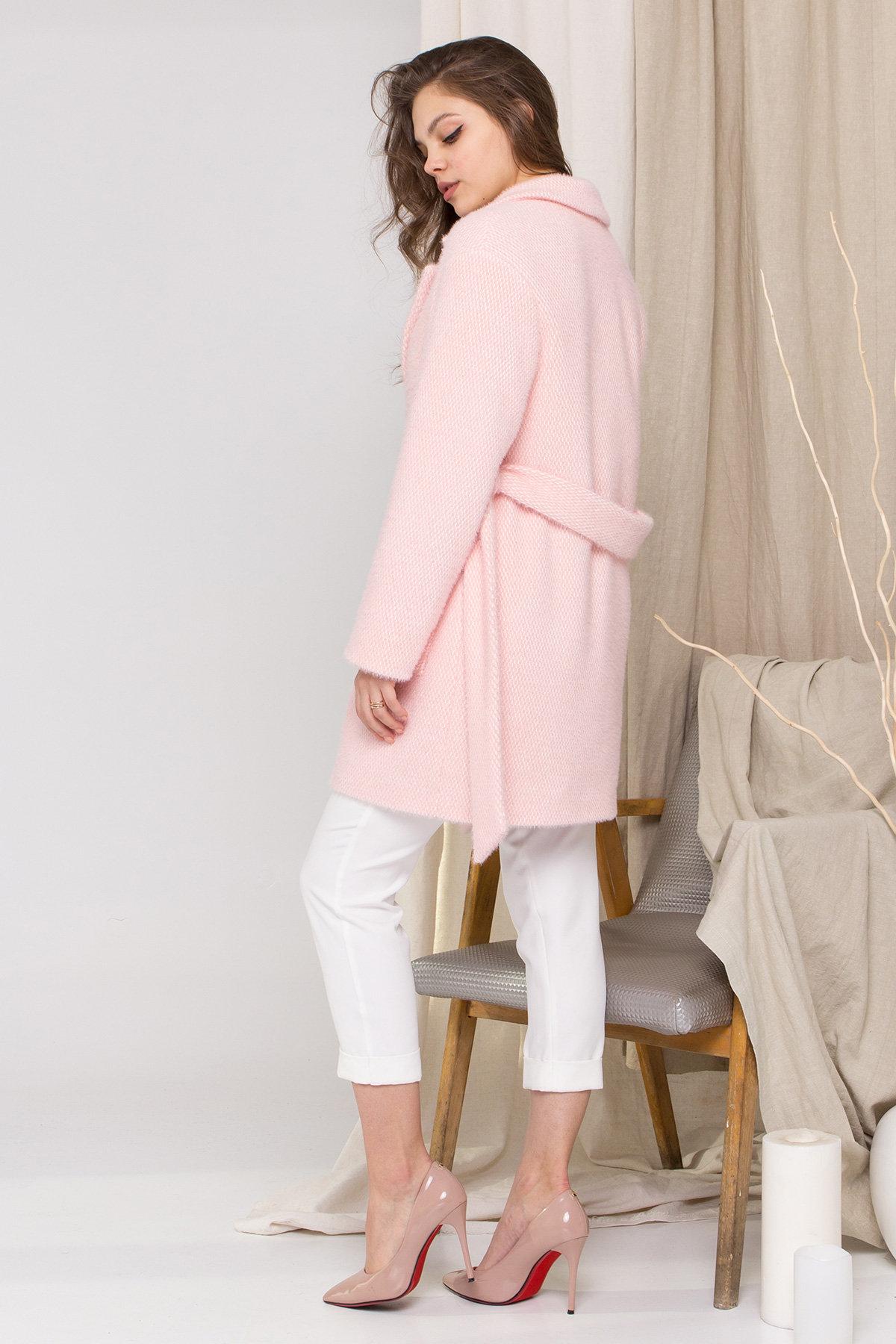 Пальто Живанши 9000 Цвет: Соты Розовый