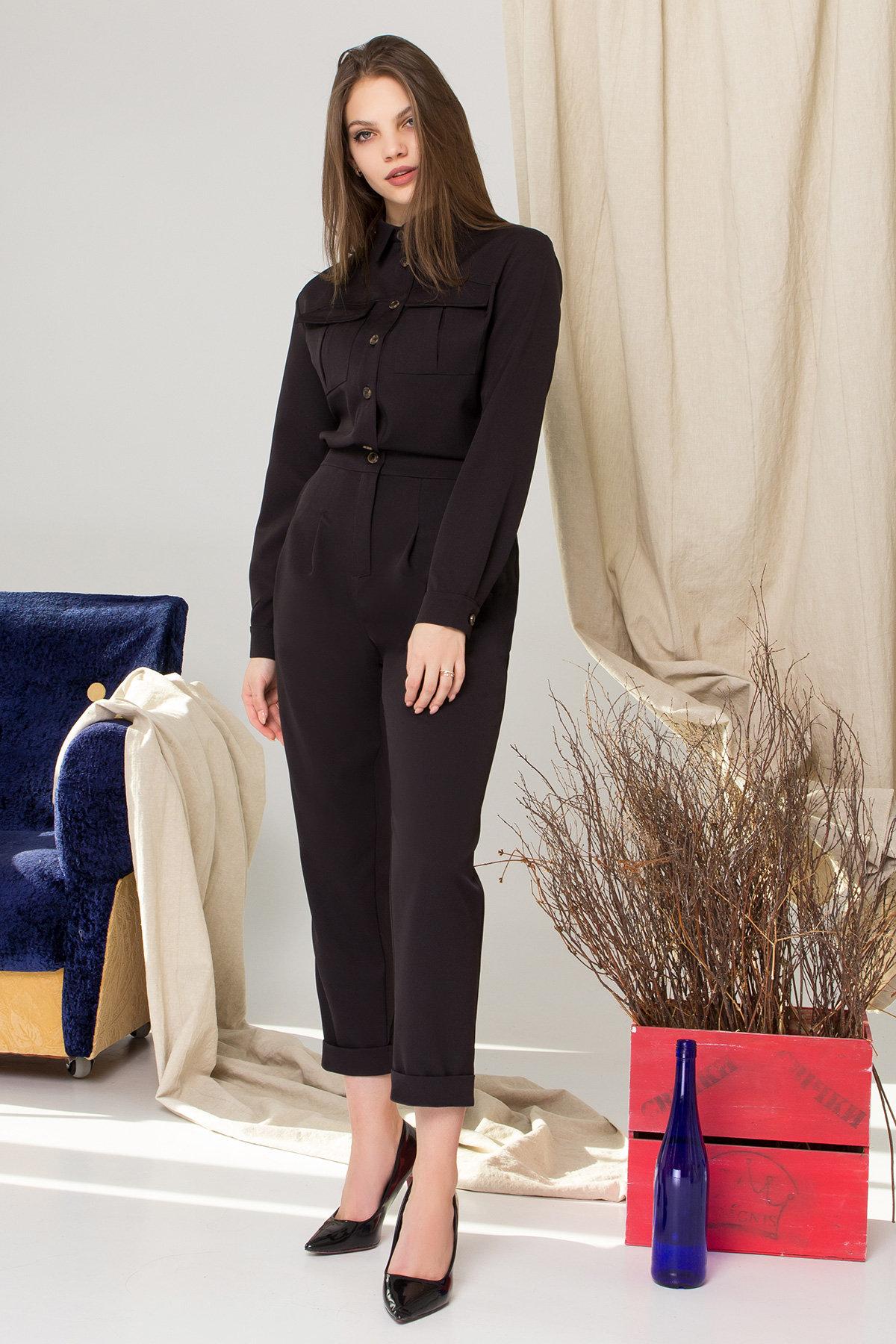 Женская одежда оптом от производителя Комбинезон Сафира 8953