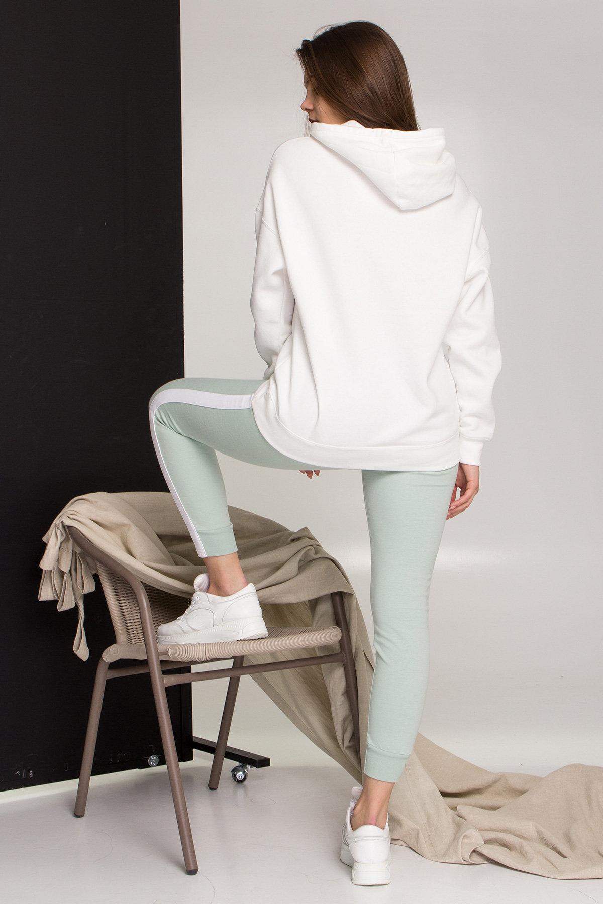 Худи Вайт 9021 Цвет: Белый