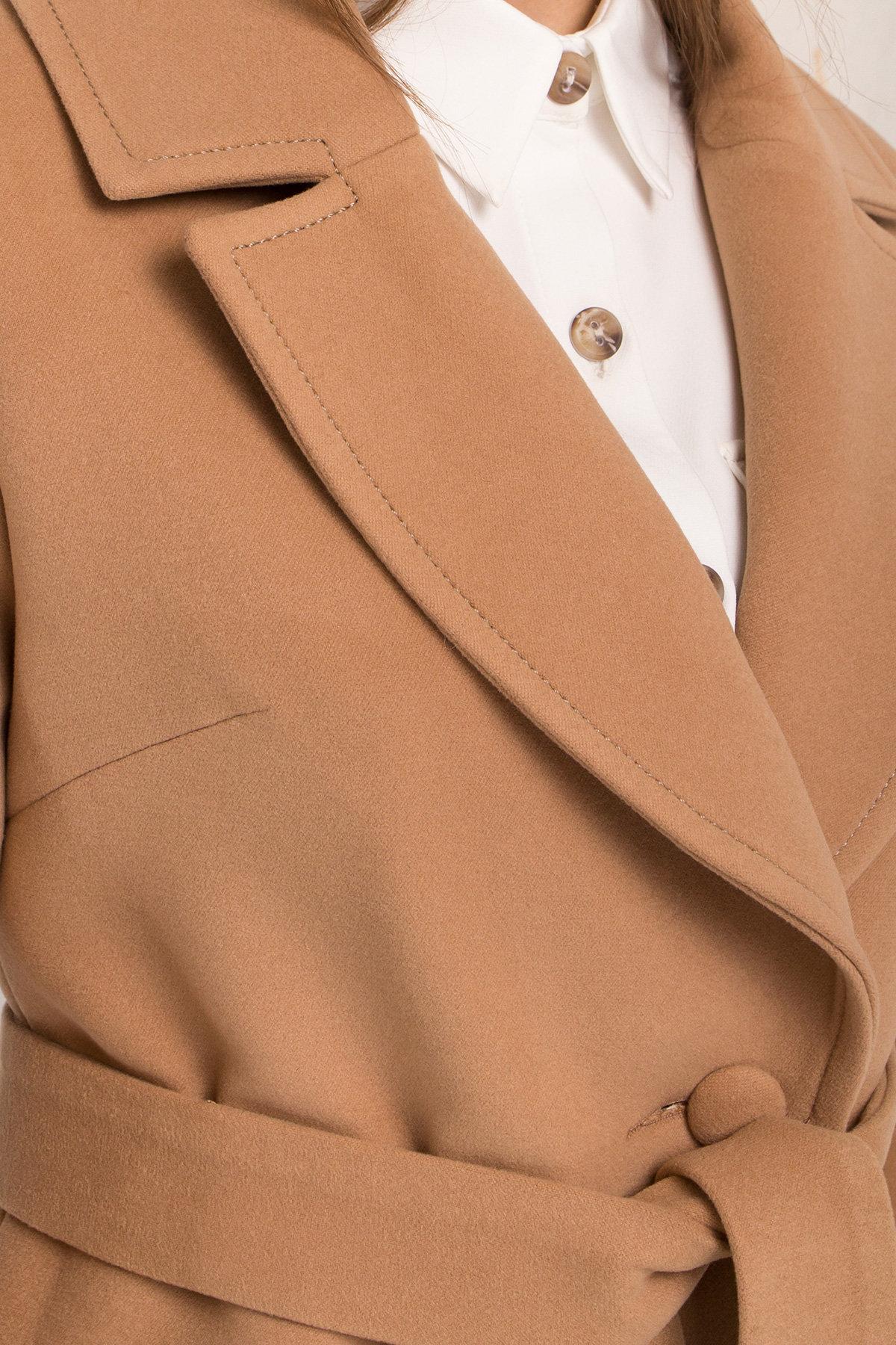 Пальто Вейсона 9014 Цвет: Кемел