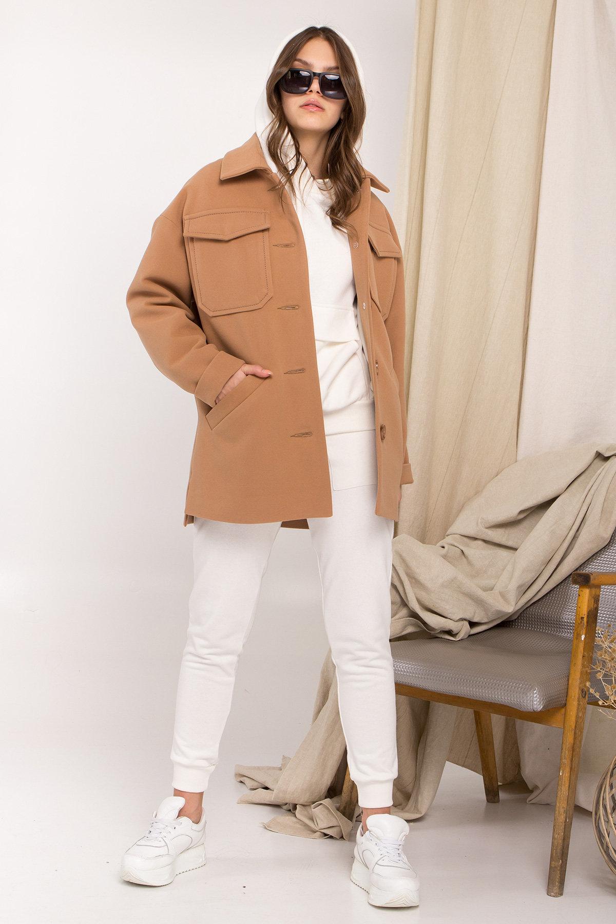 Пальто Энрике 9030 Цвет: Кемел