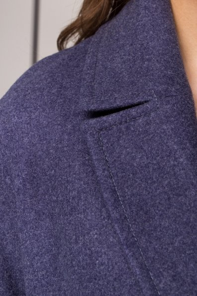 Пальто Вейсона 8801 Цвет: Джинс