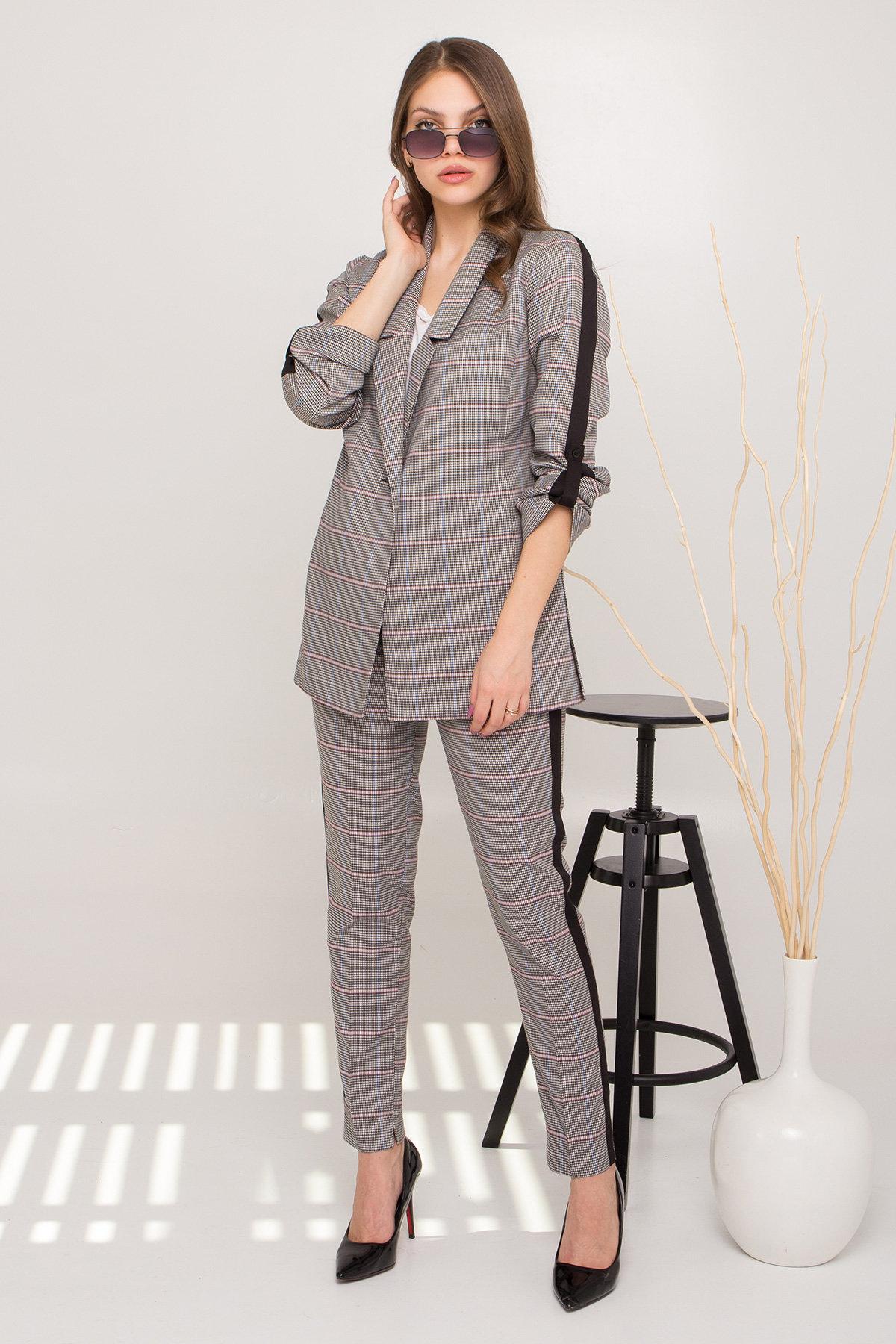 Женская одежда оптом от производителя Костюм Макеба 9063