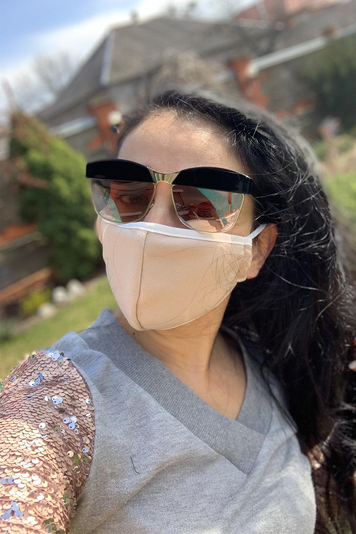 Защитная маска 004