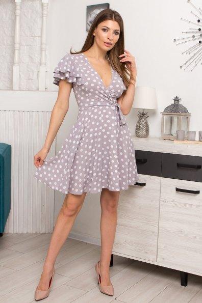 Купить Милея пикассо принт платье 9072 оптом и в розницу