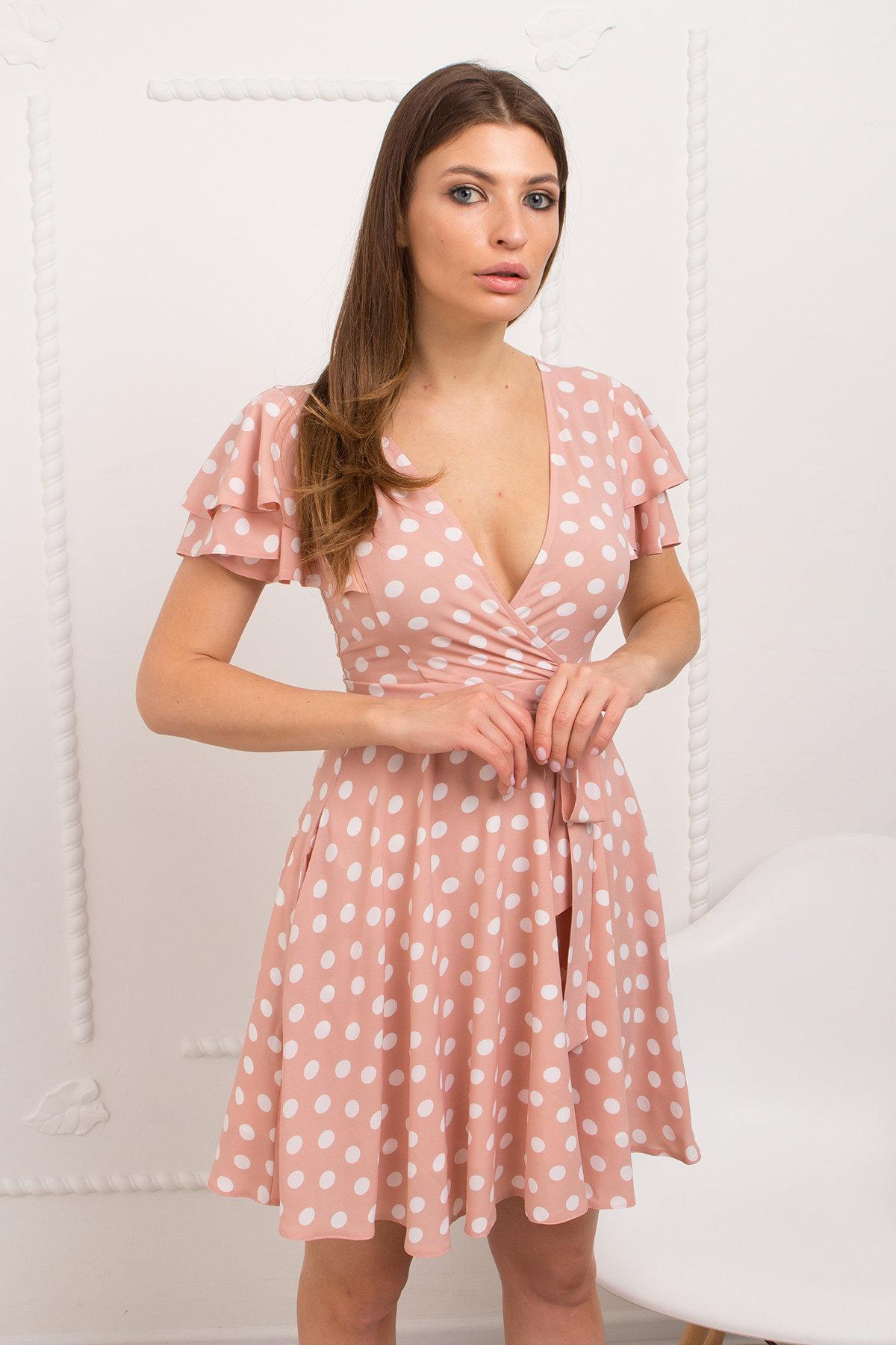 Милея пикассо принт платье 9072