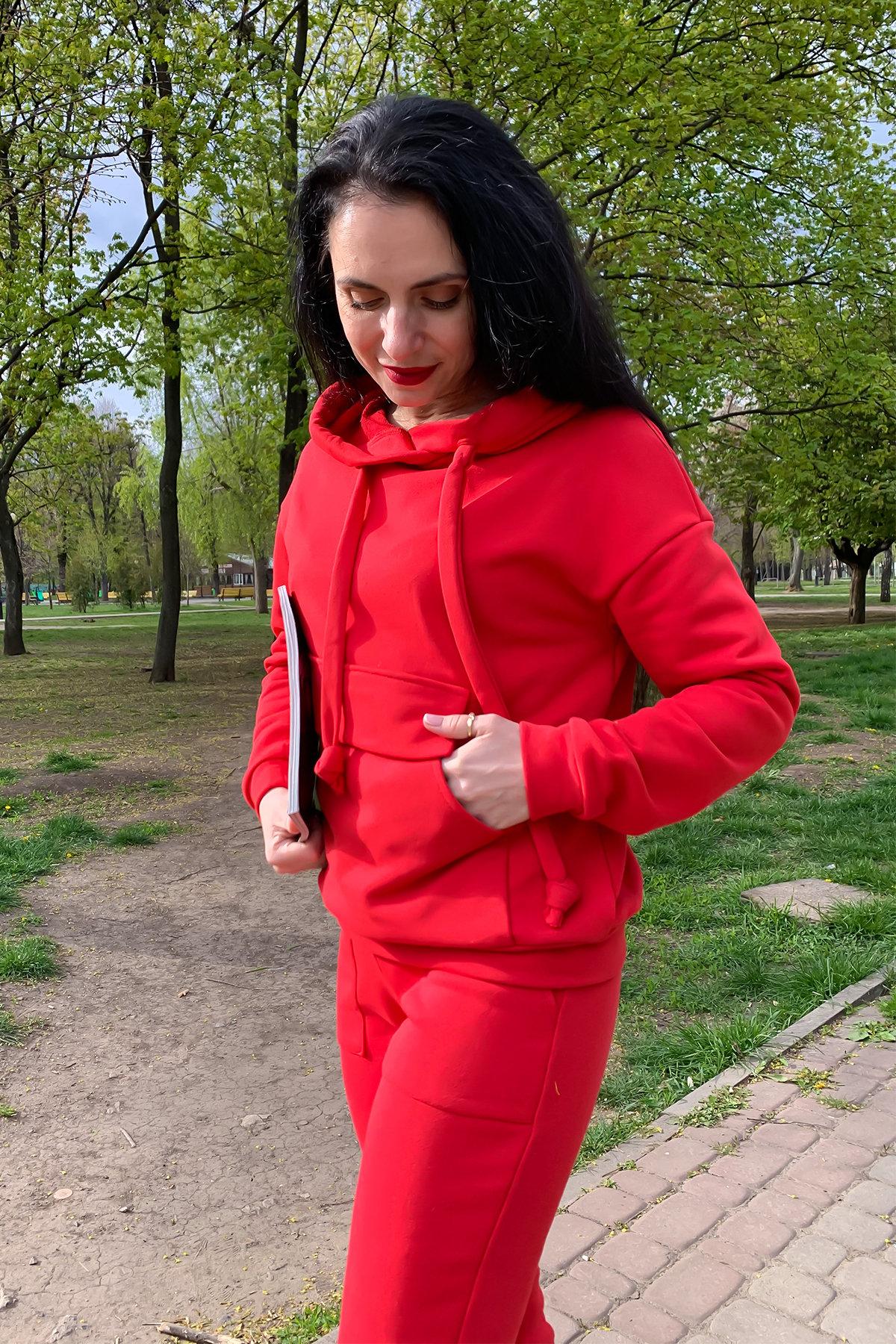 Костюм Бруклин 8996 АРТ. 45486 Цвет: Красный - фото 2, интернет магазин tm-modus.ru