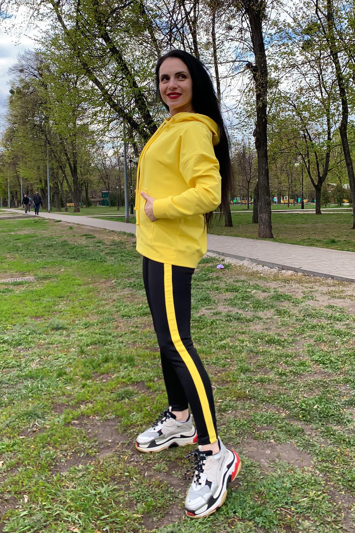Костюм Вайт 9173 Цвет: Желтый/черный