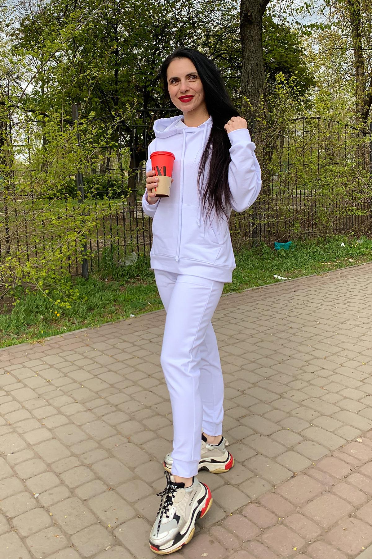 Костюм Викки 9177 АРТ. 45511 Цвет: Белый - фото 2, интернет магазин tm-modus.ru