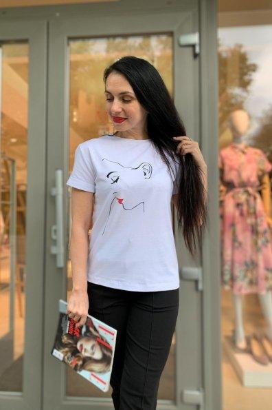 Купить Липс футболка 9192 оптом и в розницу