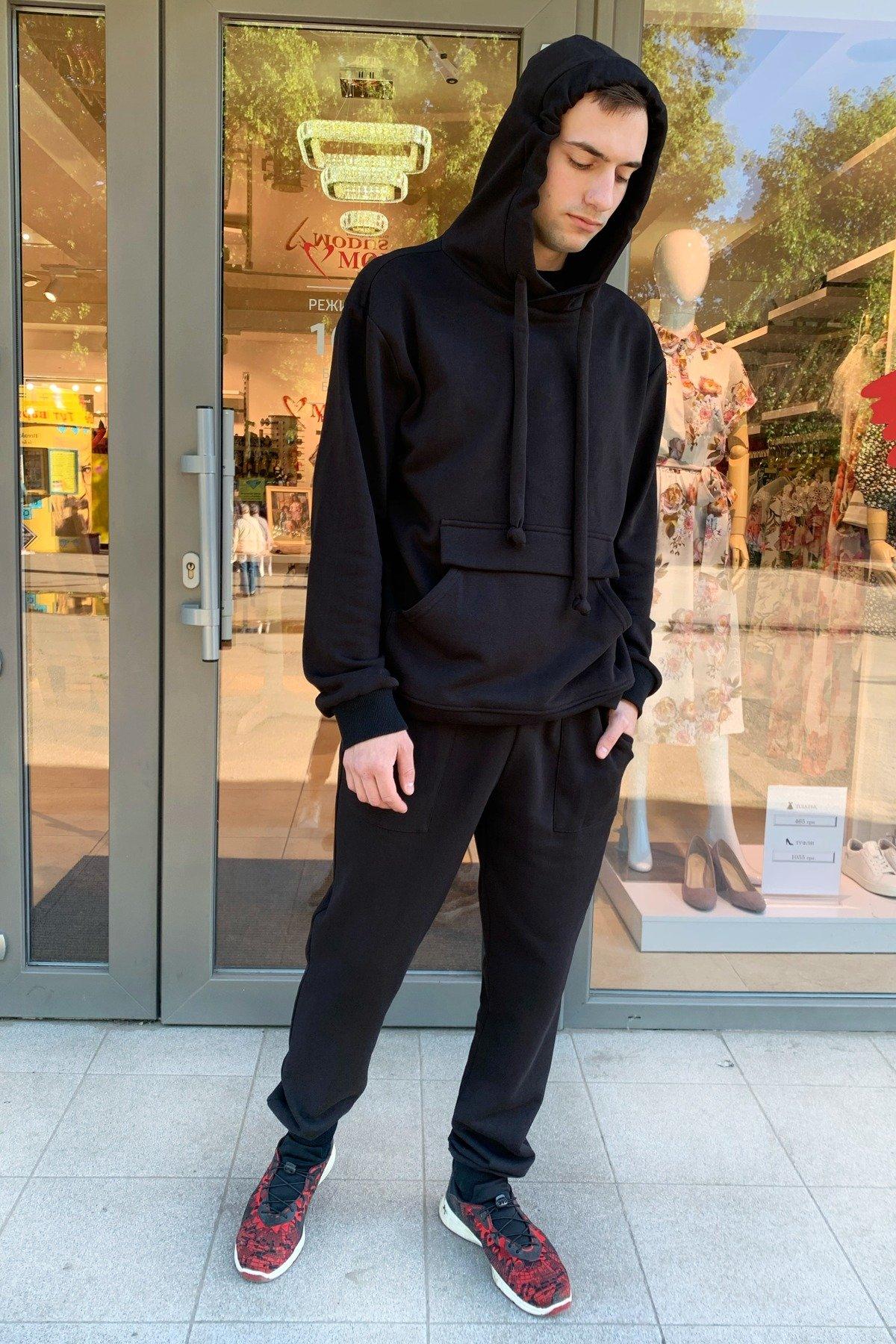 Костюм Хелс 8957 АРТ. 45284 Цвет: Черный - фото 5, интернет магазин tm-modus.ru