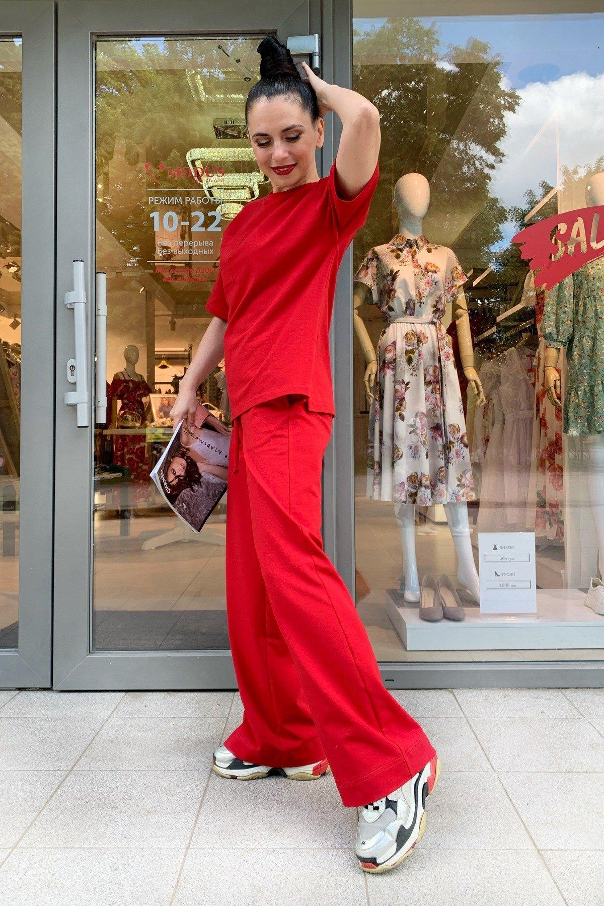 Костюм Джокер DONNA 9299 АРТ. 45638 Цвет: Красный - фото 4, интернет магазин tm-modus.ru
