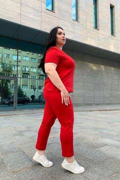 Купить Мови DONNA трикотаж двухнитка костюм 9301 оптом и в розницу