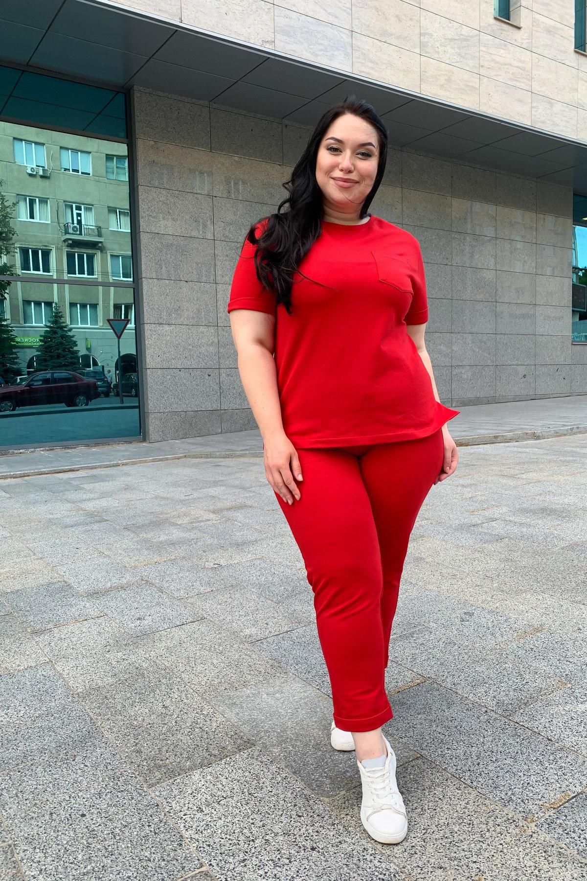Костюм Мови DONNA 9301 Цвет: Красный