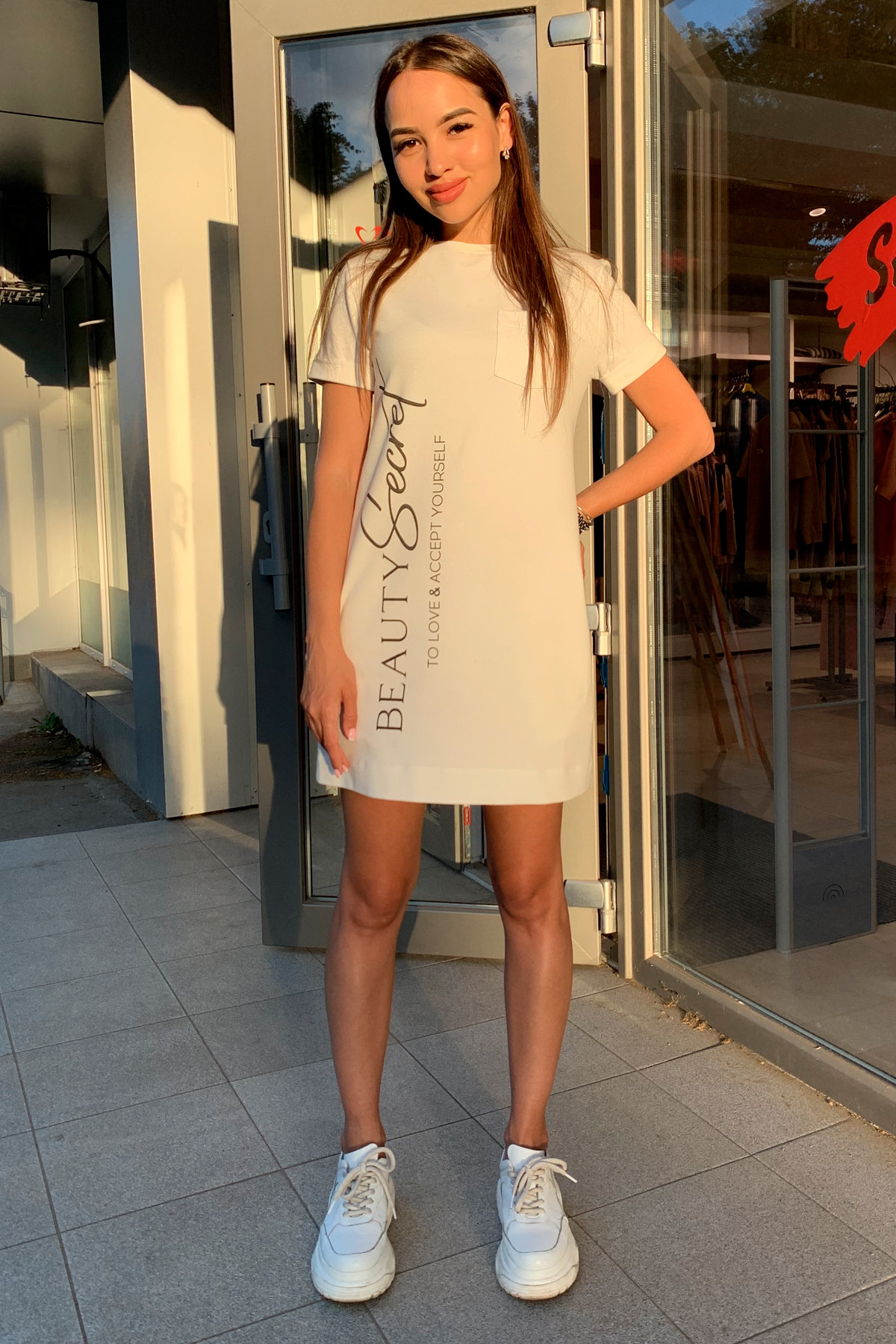 Платье Коди 9355 Цвет: Молоко