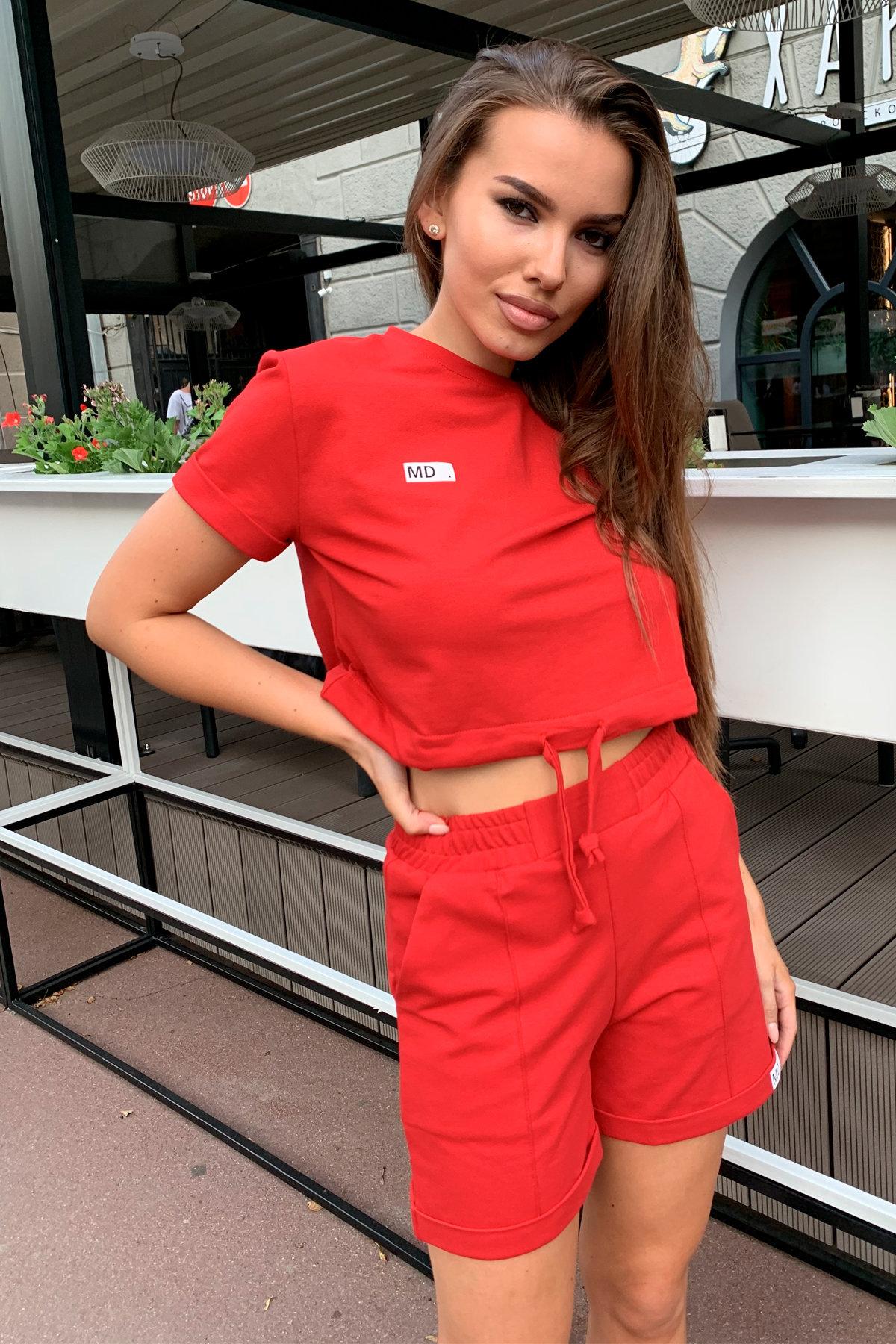 Костюм Фреш 9252 АРТ. 45621 Цвет: Красный - фото 9, интернет магазин tm-modus.ru