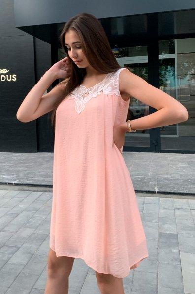 Платье Альбина 3110 Цвет: Персик