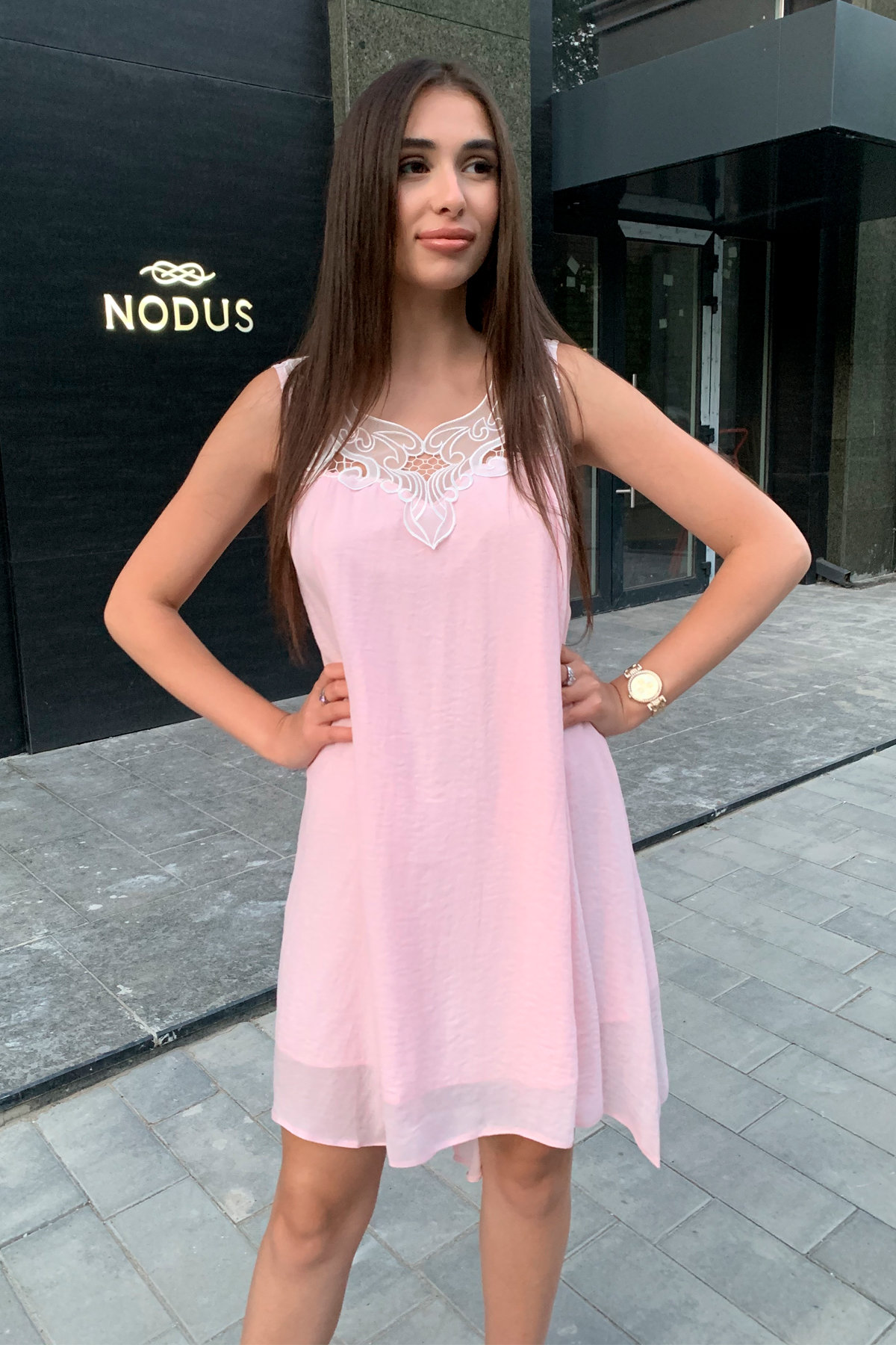 Оптовый интернет-магазин платьев Modus Платье Альбина 3110