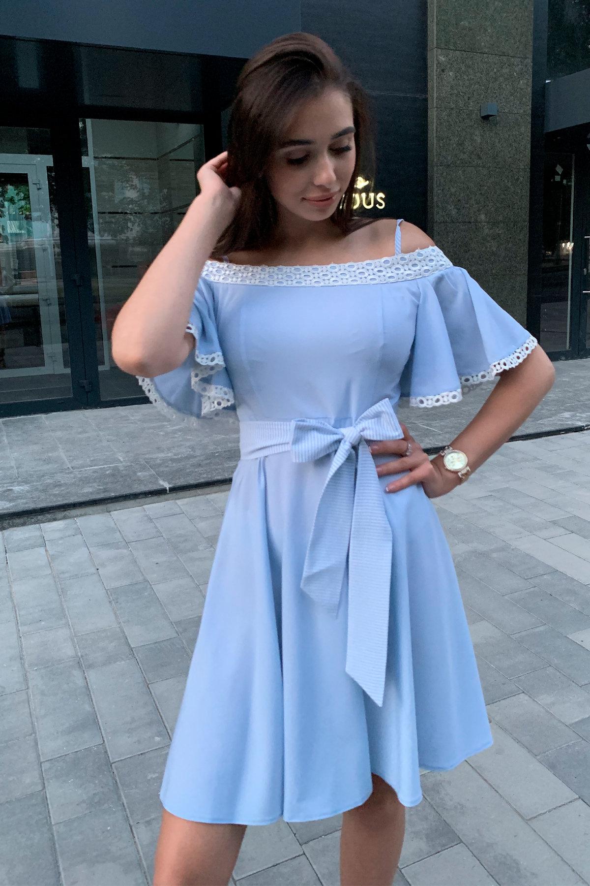 платья от украинского производителя Платье Виолетта 4984