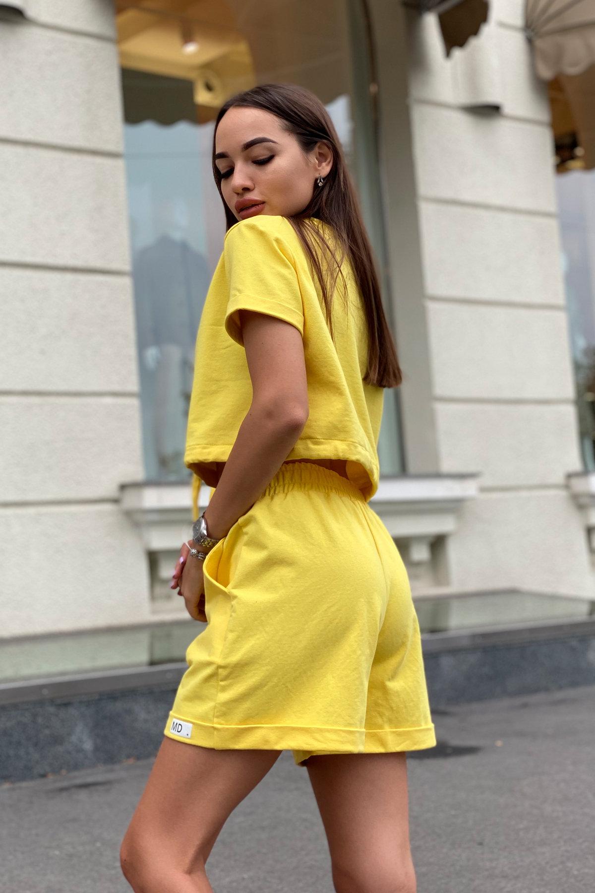 Костюм Фреш 9252 АРТ. 45823 Цвет: Желтый - фото 3, интернет магазин tm-modus.ru