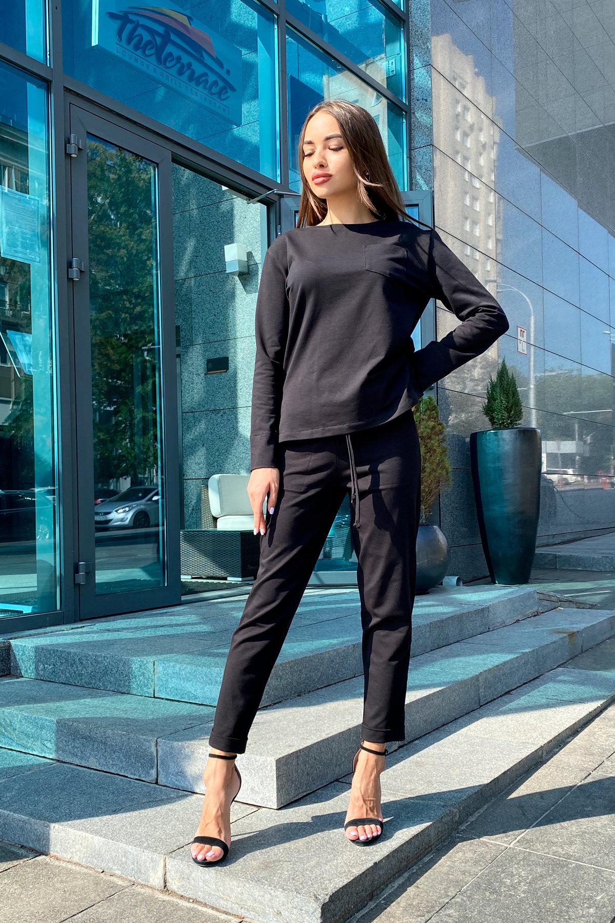 Женская одежда оптом Украина Modus Мови  прогулочный костюм из трикотажа двунитка  9546