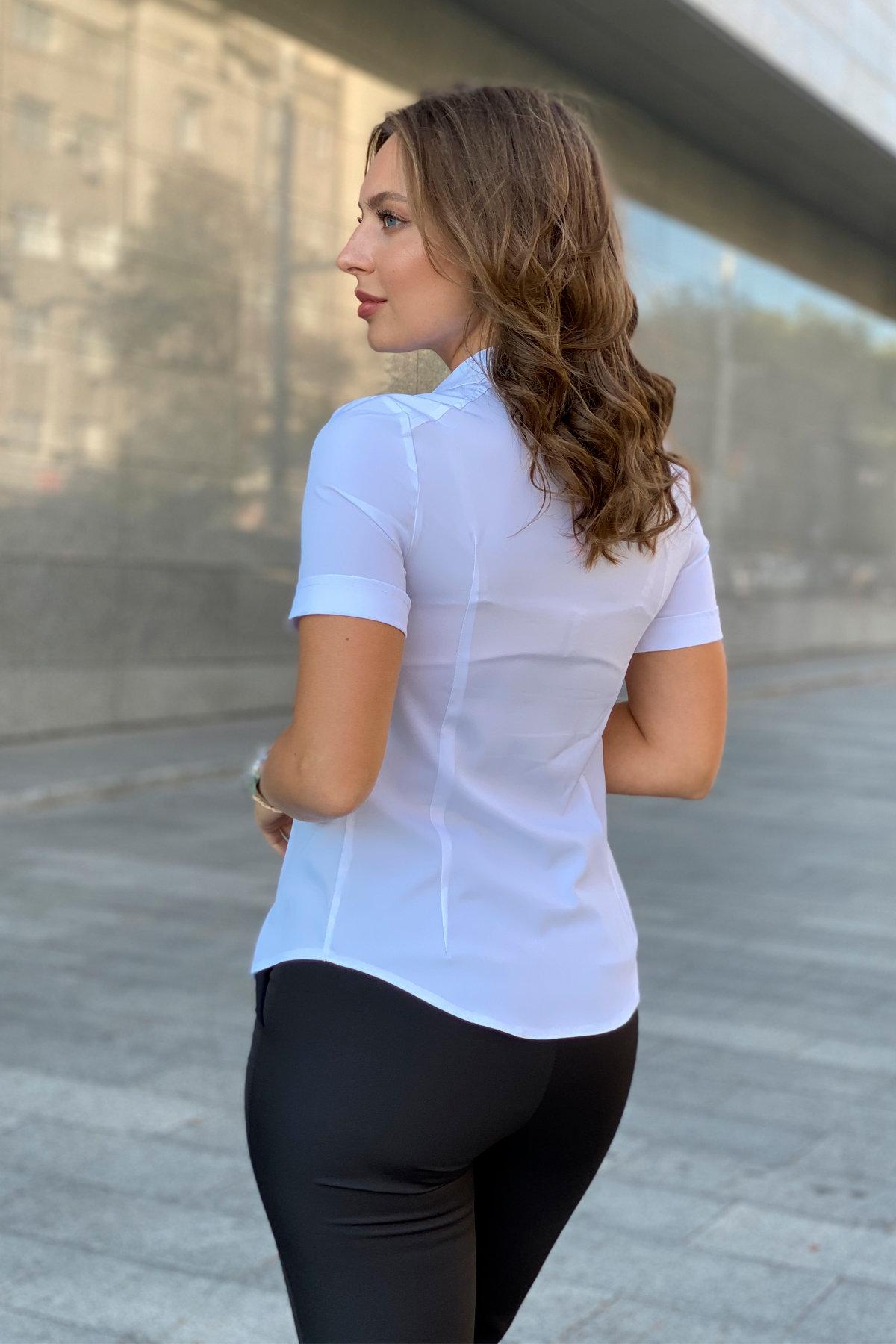 Блузка Дженна 7693 Цвет: Белый