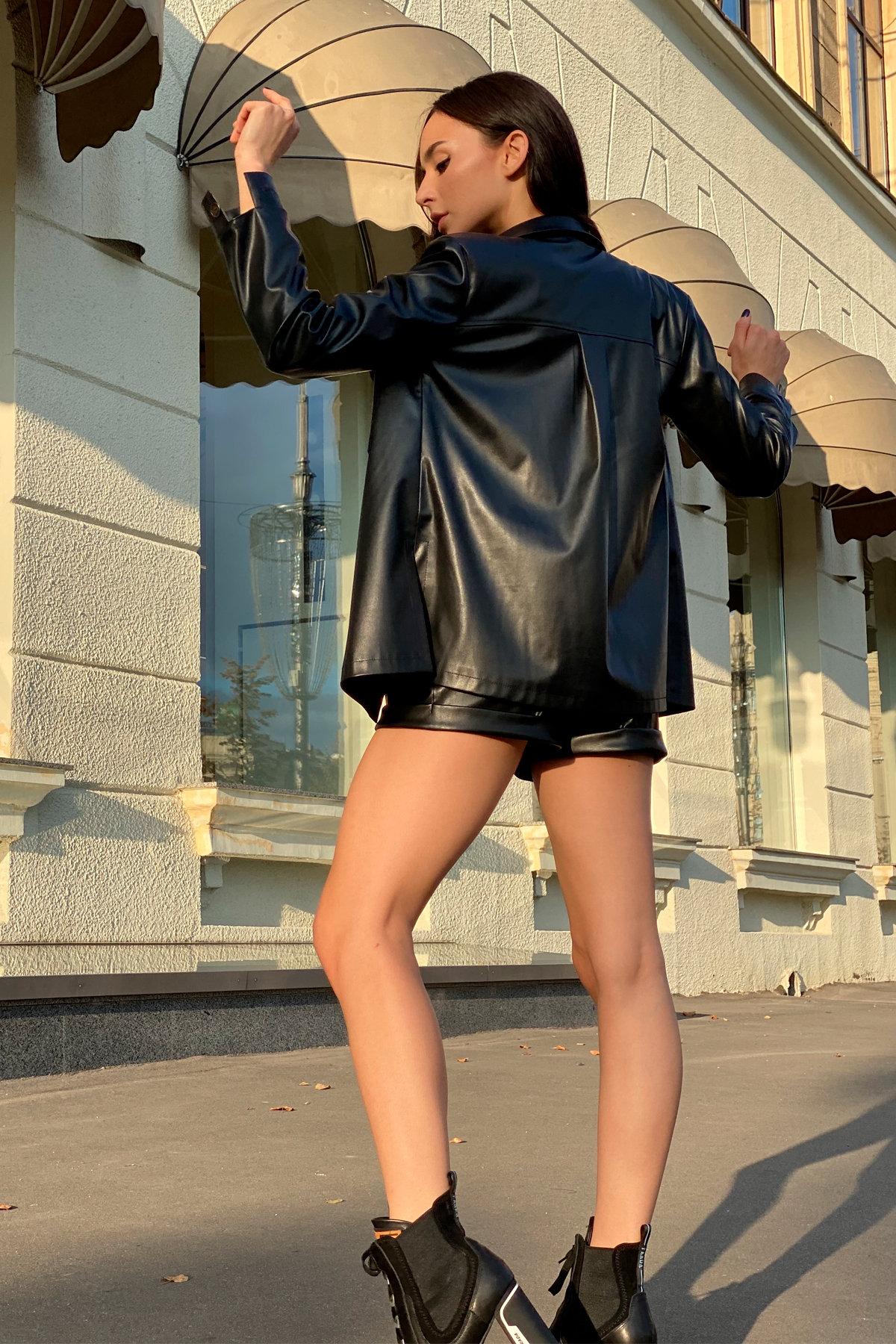 Рубашка Телави 9731 АРТ. 46033 Цвет: Чёрный - фото 7, интернет магазин tm-modus.ru