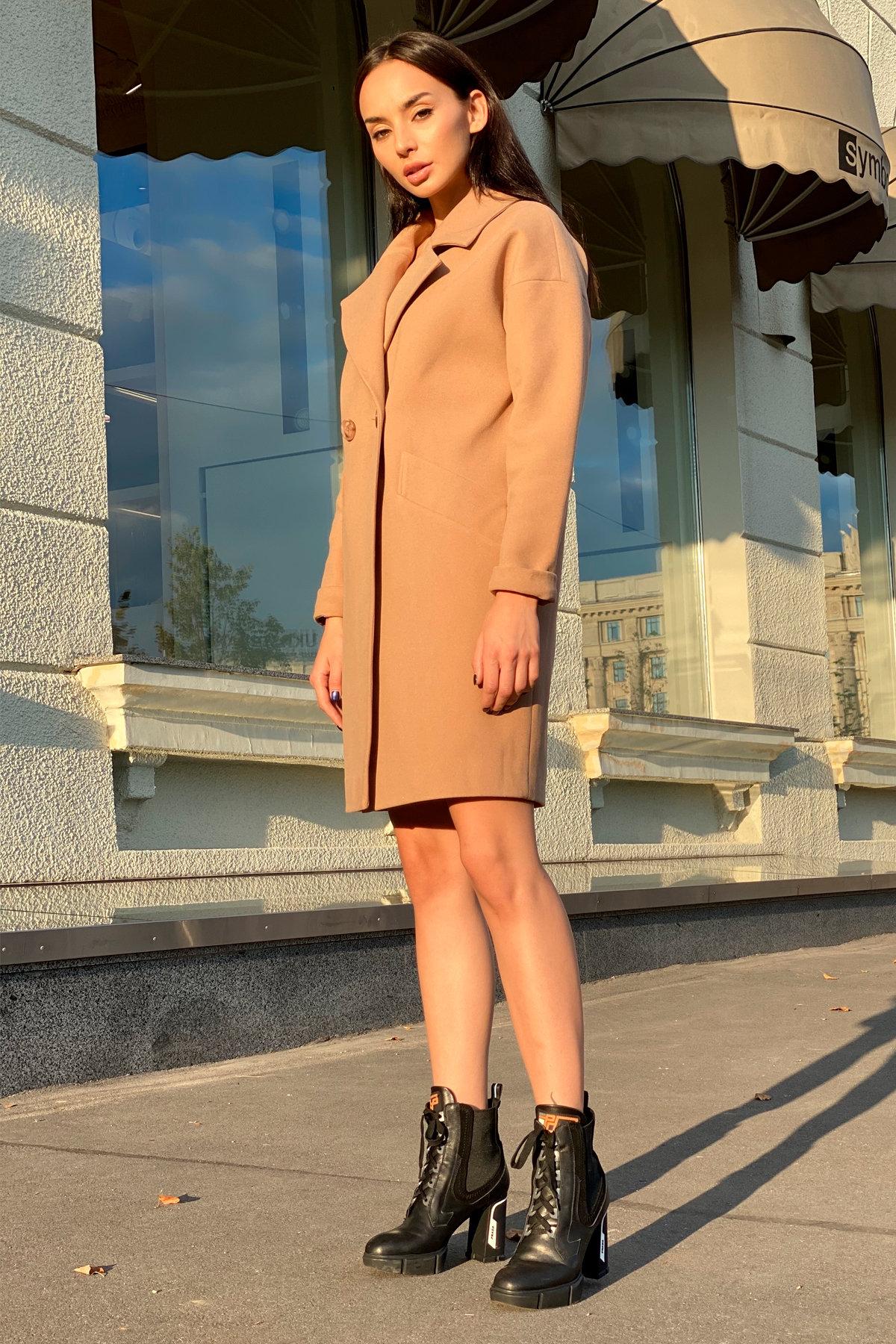 Пальто Сенсей 9006 АРТ. 45318 Цвет: Кемел - фото 11, интернет магазин tm-modus.ru