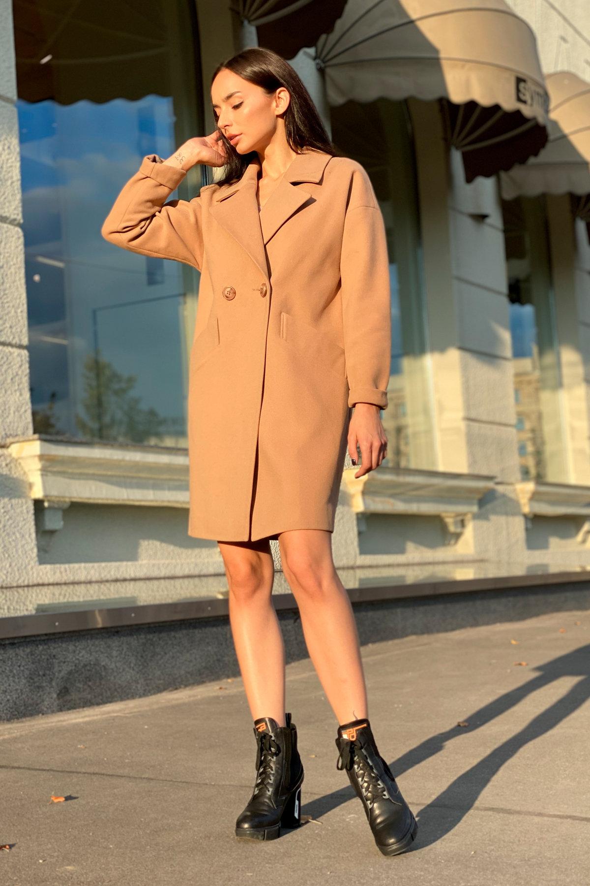 Пальто Сенсей 9006 АРТ. 45318 Цвет: Кемел - фото 13, интернет магазин tm-modus.ru