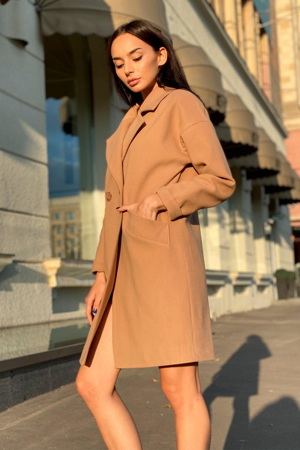 Пальто Сенсей 9006 АРТ. 45318 Цвет: Кемел - фото 14, интернет магазин tm-modus.ru
