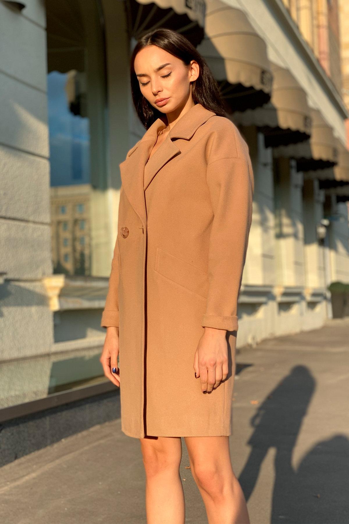 Пальто Сенсей 9006 АРТ. 45318 Цвет: Кемел - фото 16, интернет магазин tm-modus.ru