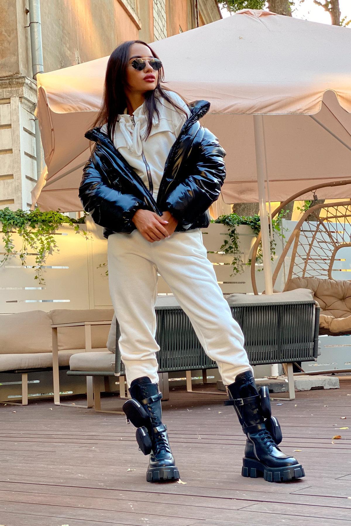Куртка Драйв 8989 АРТ. 45299 Цвет: Черный - фото 2, интернет магазин tm-modus.ru