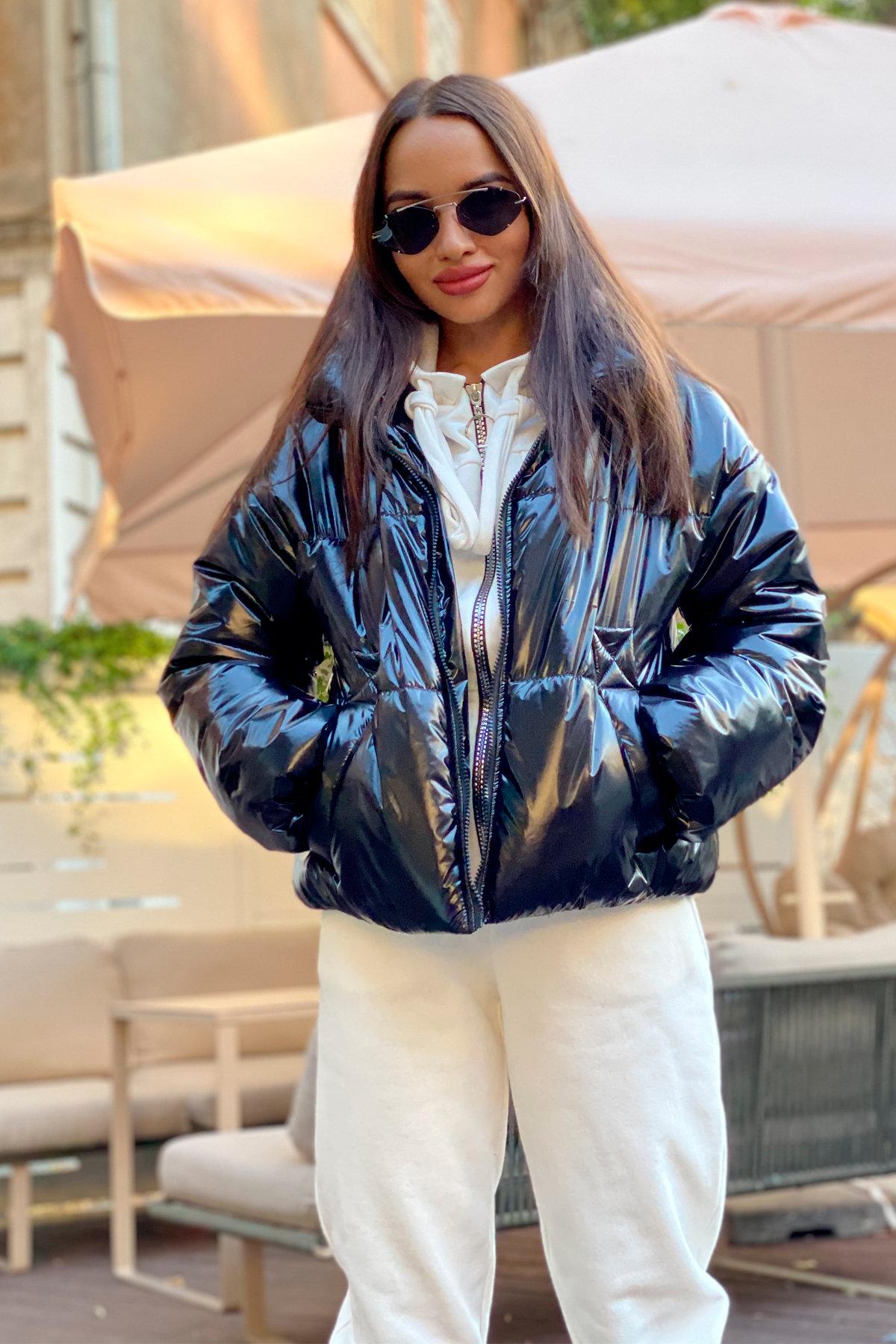 Куртка Драйв 8989 АРТ. 45299 Цвет: Черный - фото 5, интернет магазин tm-modus.ru