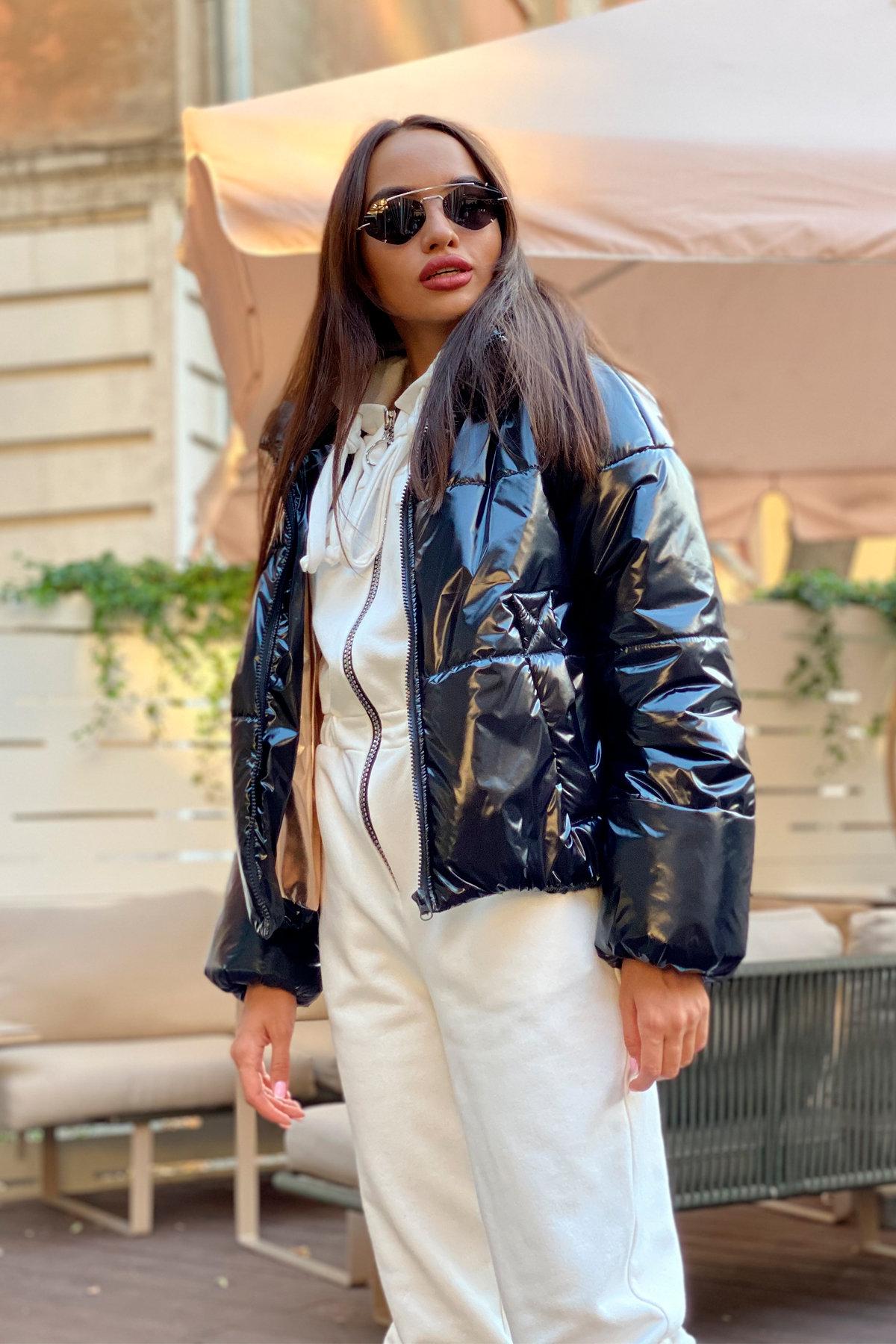 Куртка Драйв 8989 АРТ. 45299 Цвет: Черный - фото 9, интернет магазин tm-modus.ru