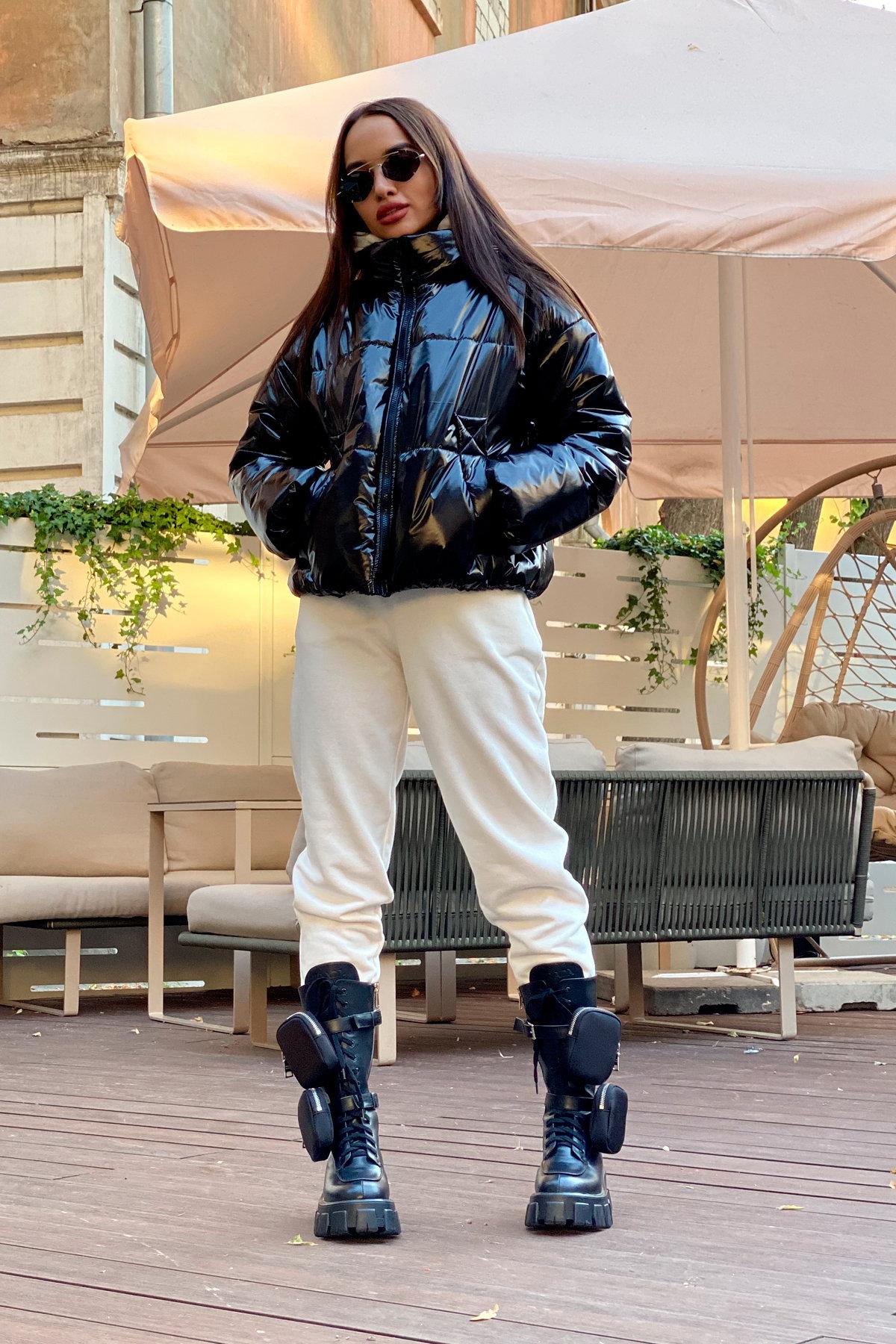 Куртка Драйв 8989 АРТ. 45299 Цвет: Черный - фото 11, интернет магазин tm-modus.ru
