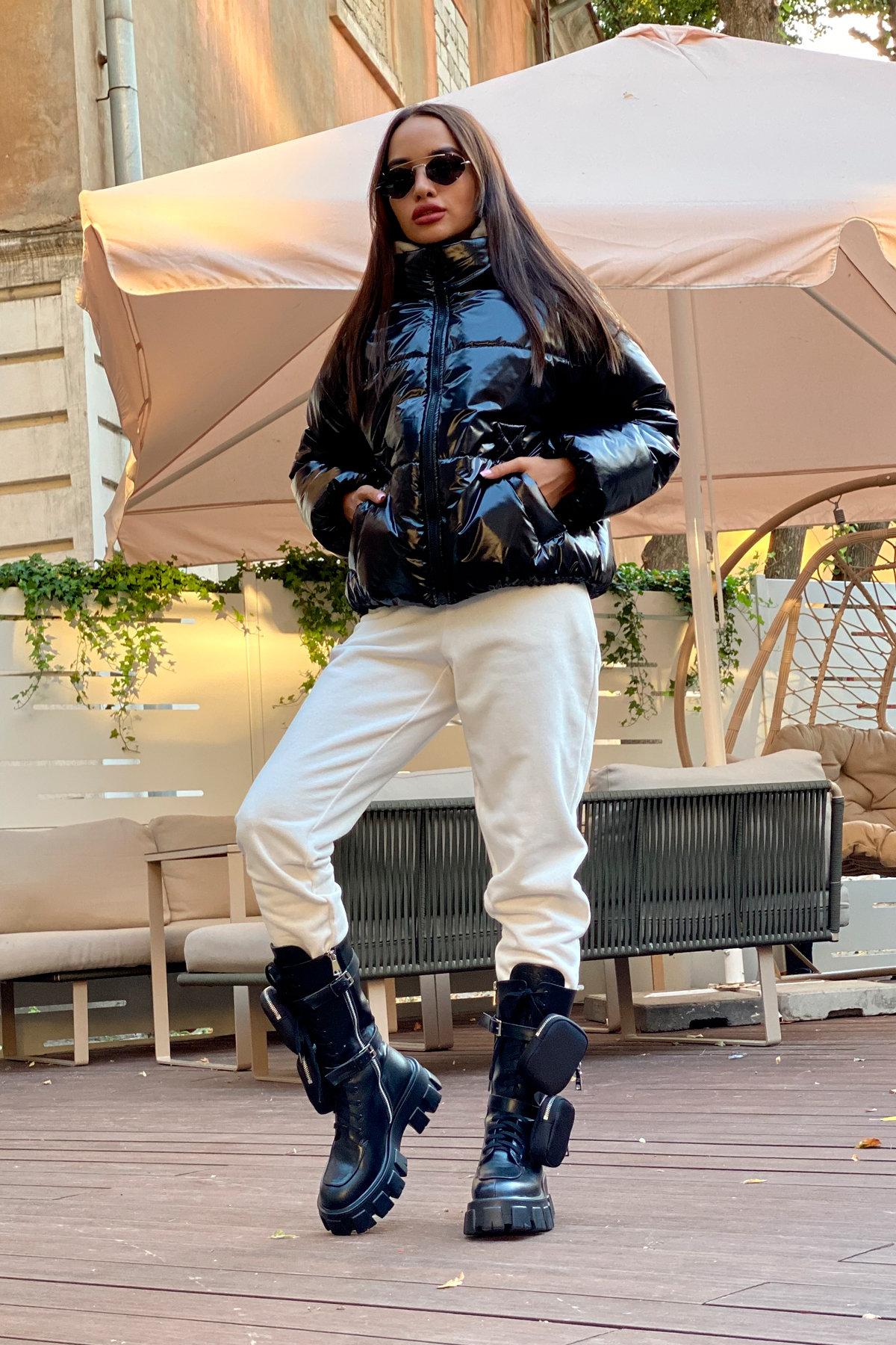 Куртка Драйв 8989 АРТ. 45299 Цвет: Черный - фото 13, интернет магазин tm-modus.ru