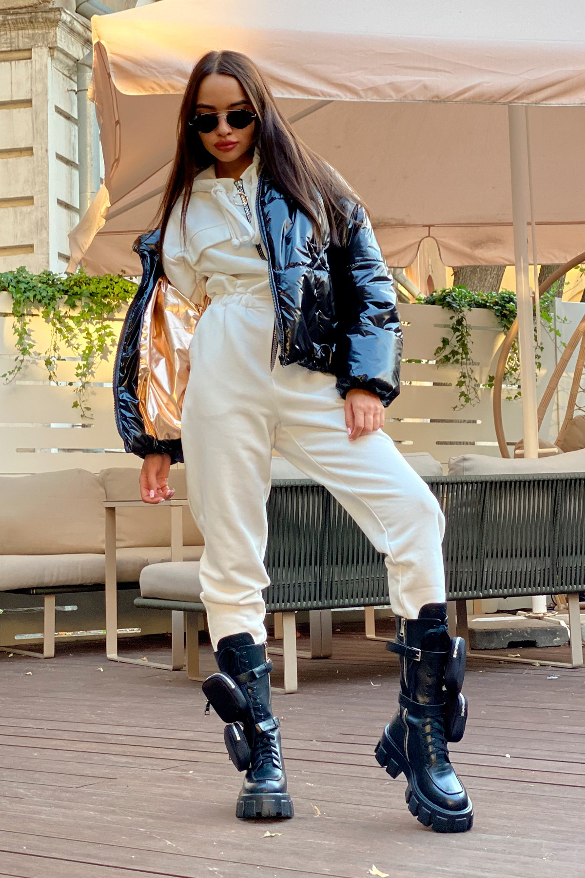 Куртка Драйв 8989 АРТ. 45299 Цвет: Черный - фото 19, интернет магазин tm-modus.ru