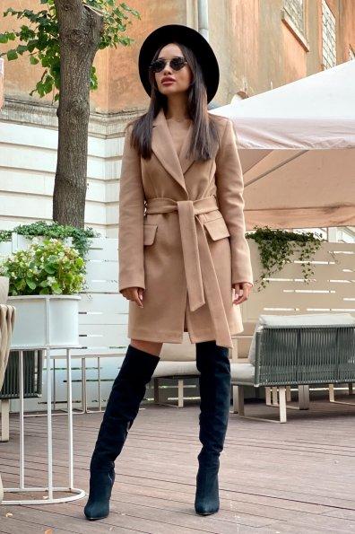 Купить Корси пальтовая ткань кашемир турция пальто 9758 оптом и в розницу