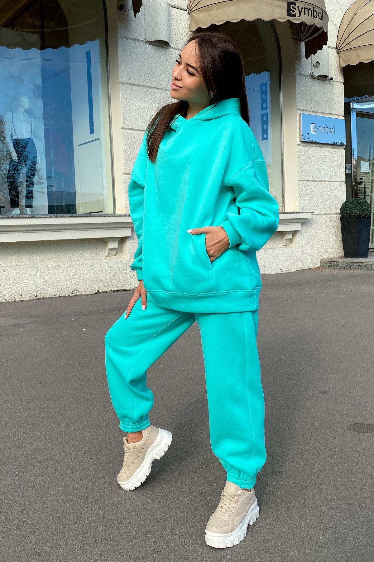 Костюм Марион 9651 АРТ. 46084 Цвет: Мята - фото 5, интернет магазин tm-modus.ru