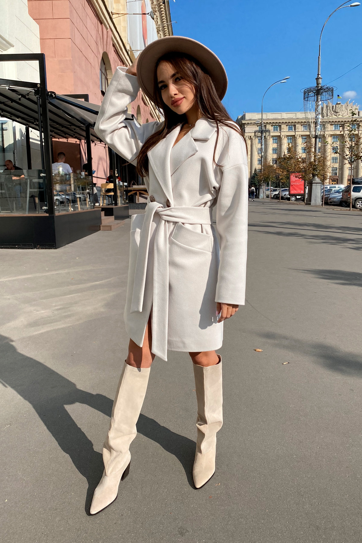 Пальто женское демисезонное купить в интернете Пальто Сенсей 9055