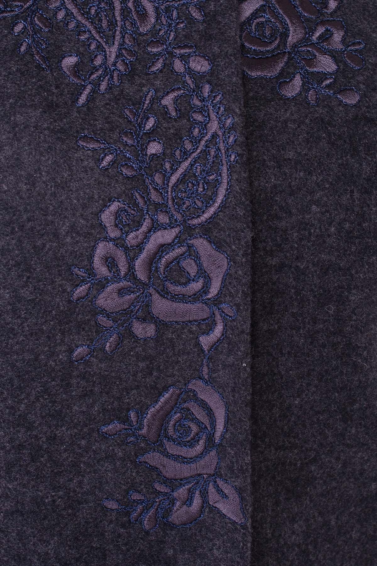 Пальто Авелони 4555 Цвет: Темно-синий