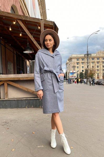 Пальто зима Анджи 8455 Цвет: Джинс 3