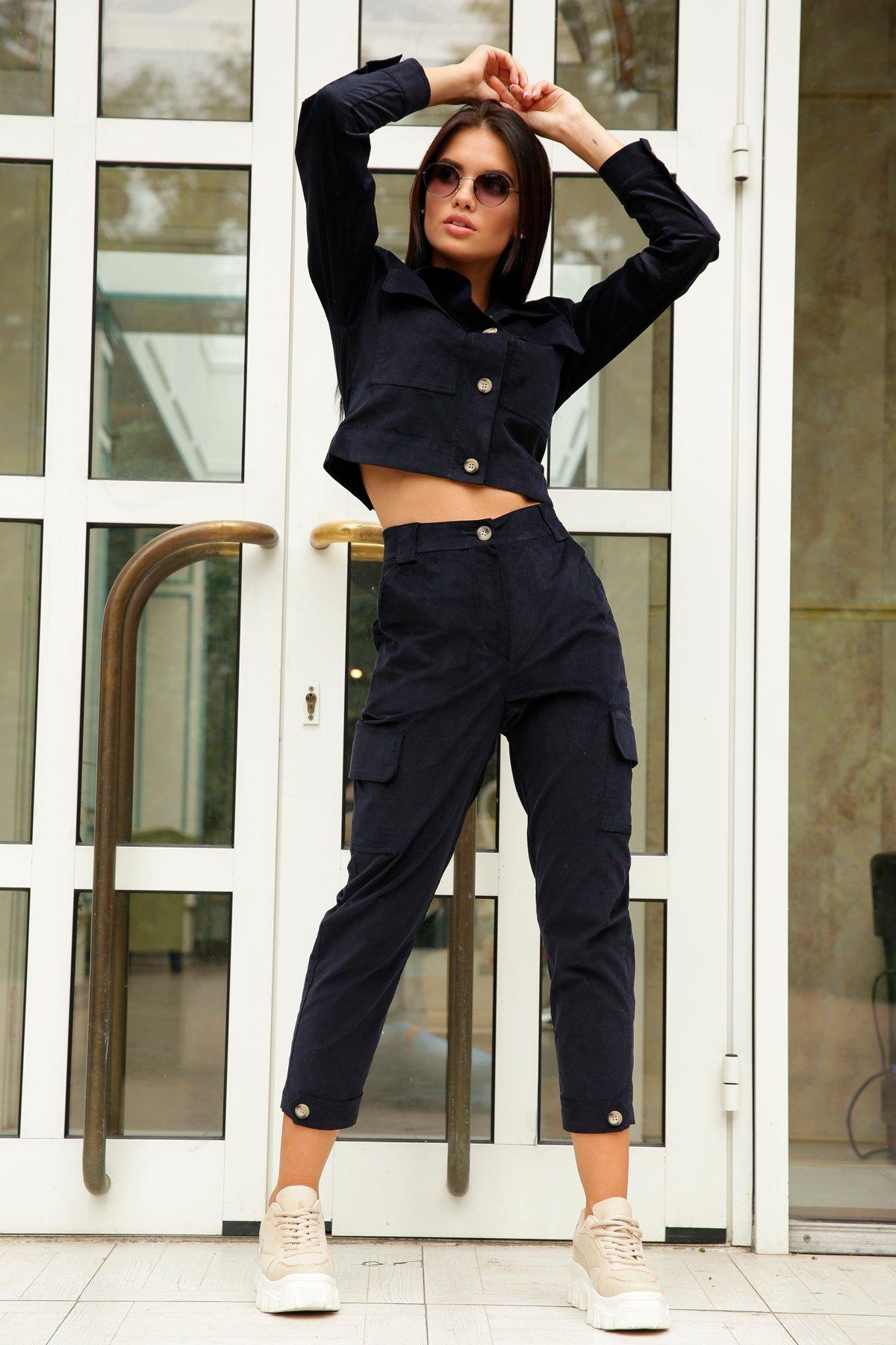Костюм Дакар 9699 АРТ. 46009 Цвет: т. синий - фото 5, интернет магазин tm-modus.ru