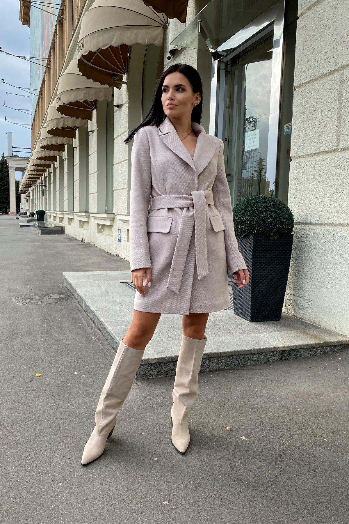 Купить пальто женское недорого от Modus Корси диагональ пальтовая ткань пальто 9882