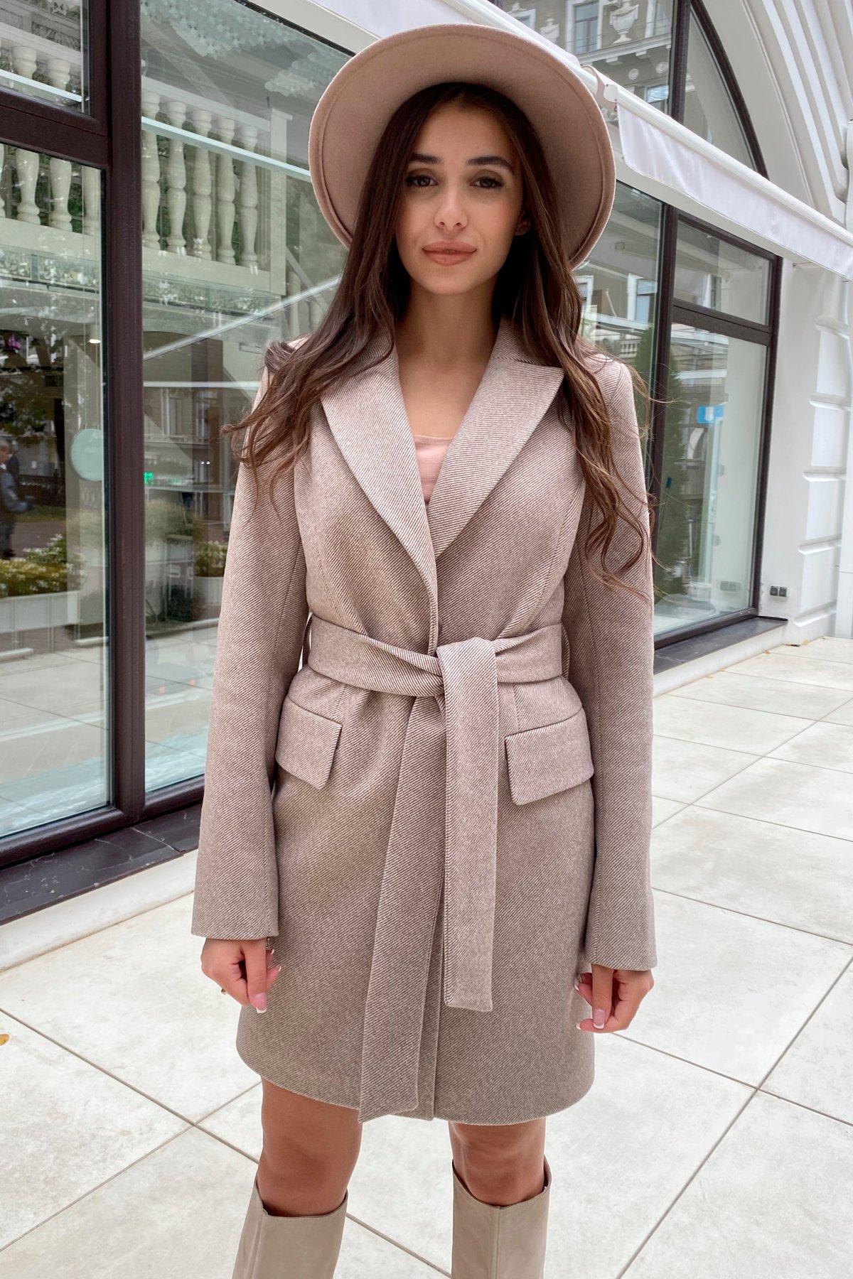 Корси диагональ пальтовая ткань пальто 9882
