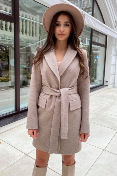 Купить Корси диагональ пальтовая ткань пальто 9882 оптом и в розницу