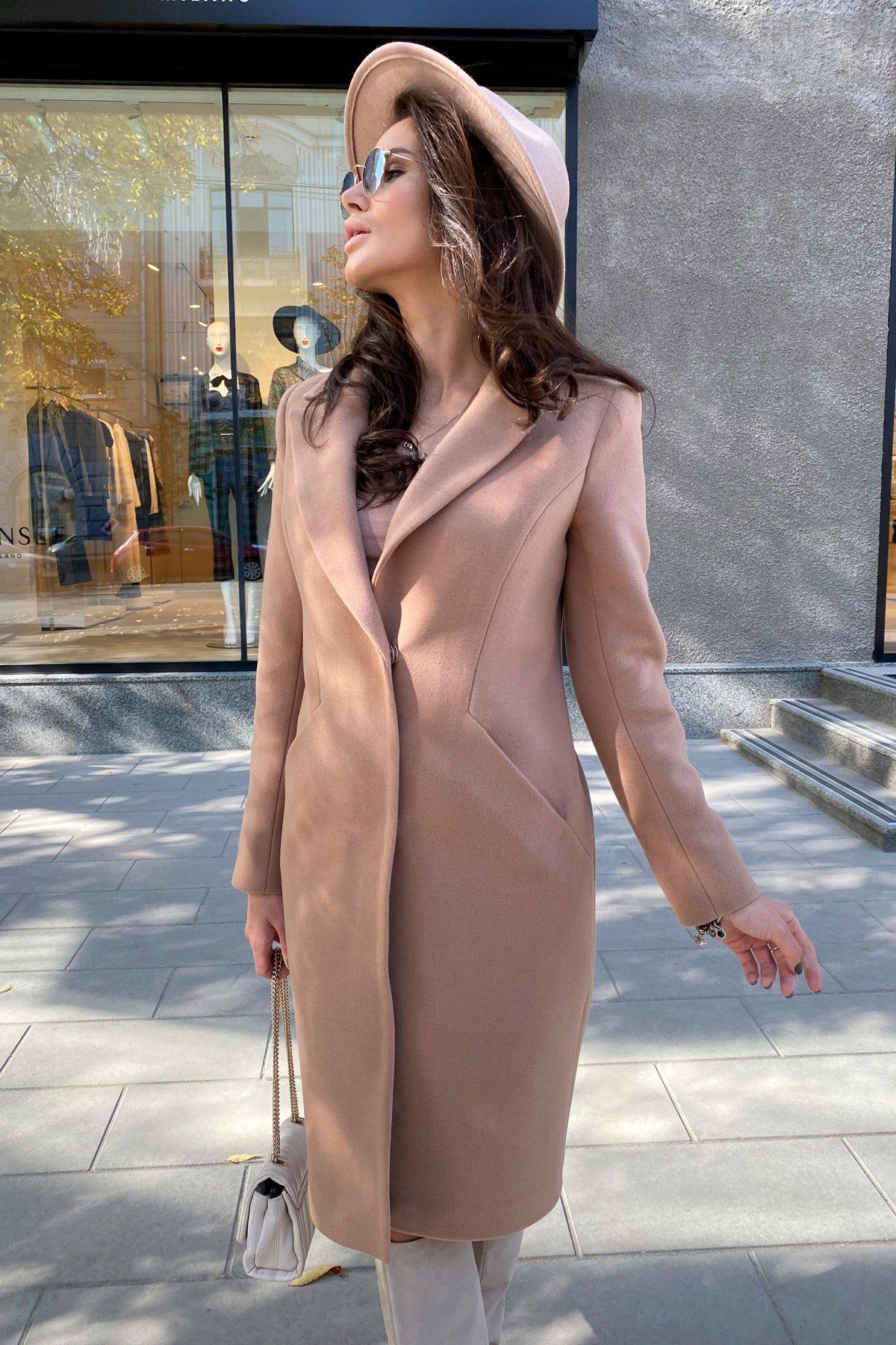 Пальто Мехико 9002 АРТ. 46204 Цвет: Кемел - фото 7, интернет магазин tm-modus.ru