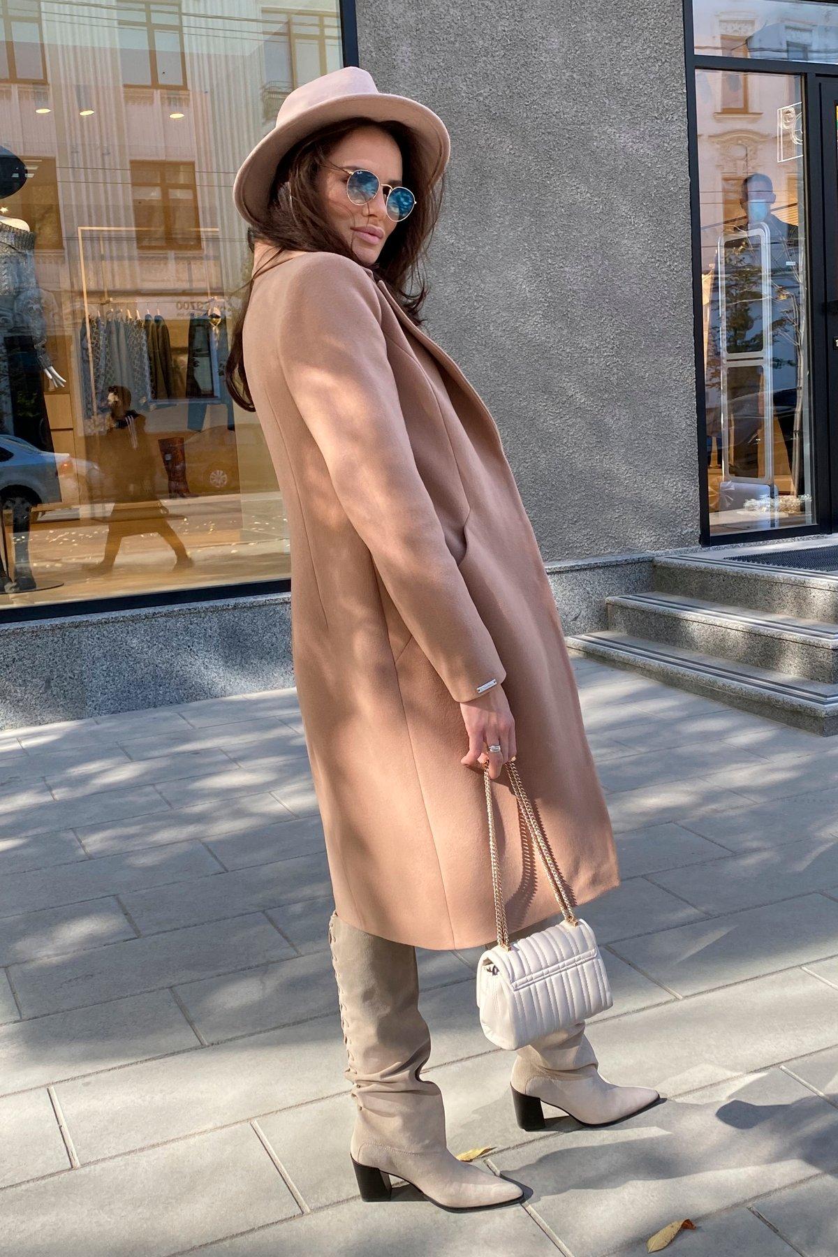 Пальто Мехико 9002 АРТ. 46204 Цвет: Кемел - фото 4, интернет магазин tm-modus.ru
