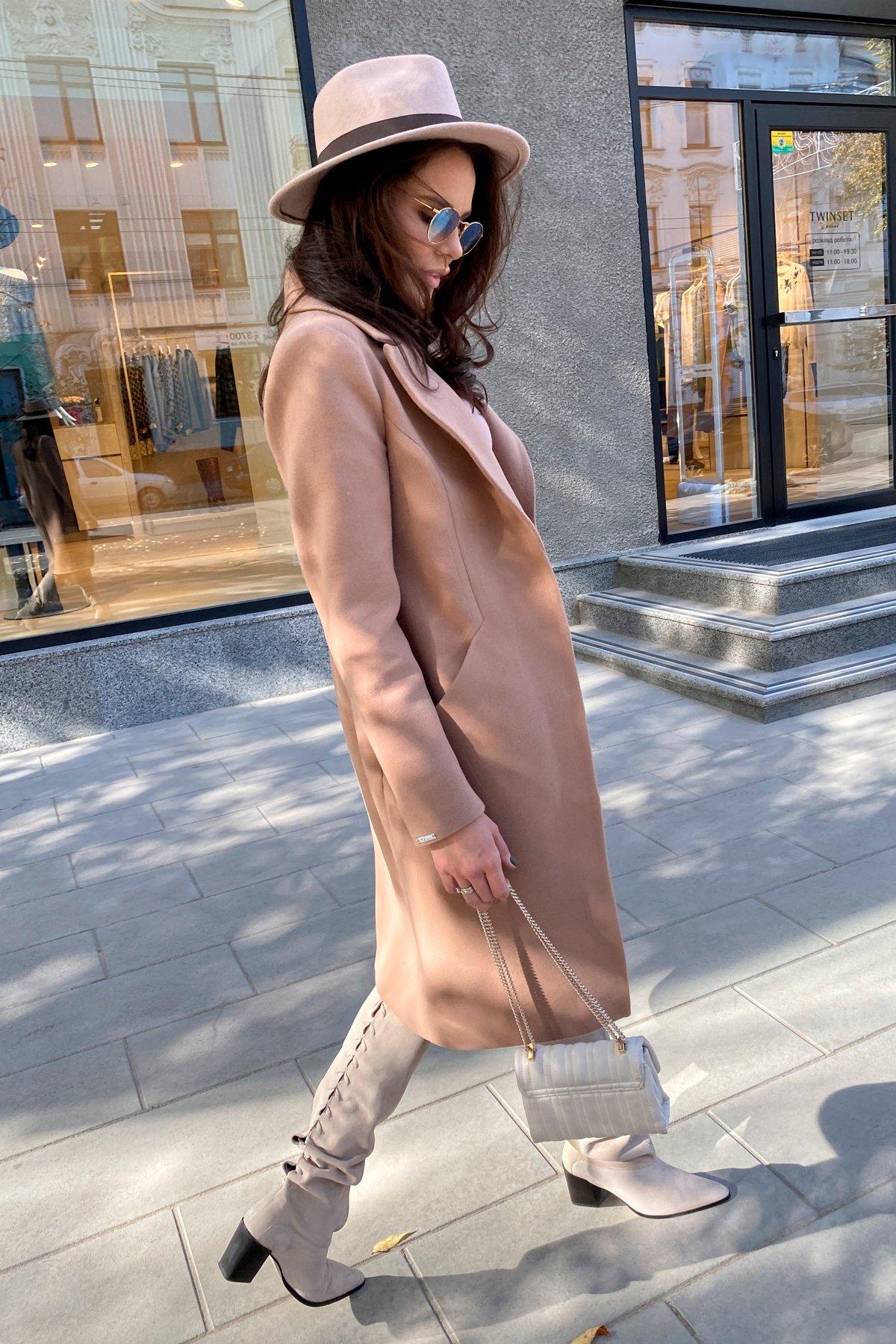 Пальто Мехико 9002 АРТ. 46204 Цвет: Кемел - фото 6, интернет магазин tm-modus.ru